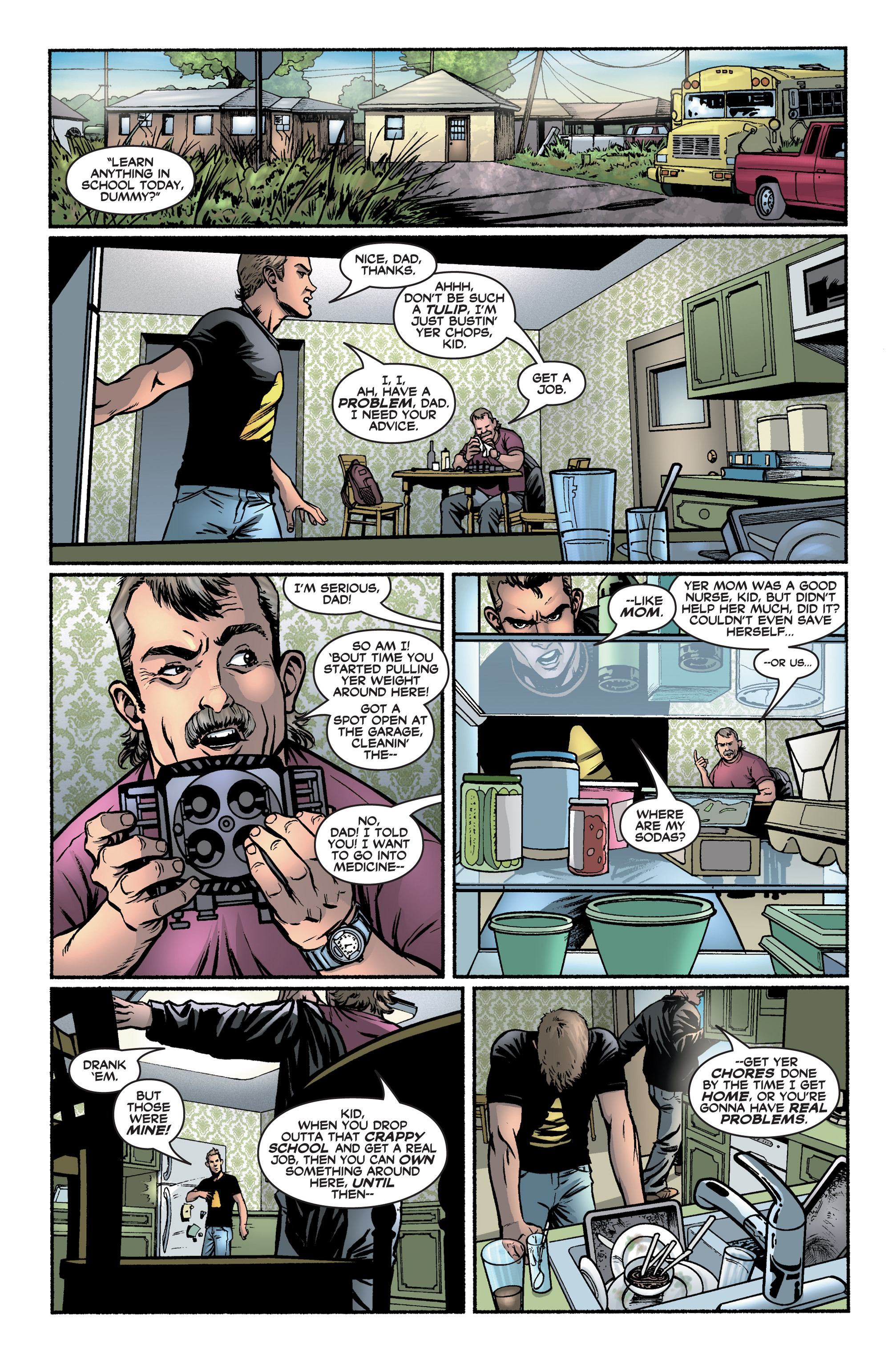Read online America's Army comic -  Issue #2 - 6
