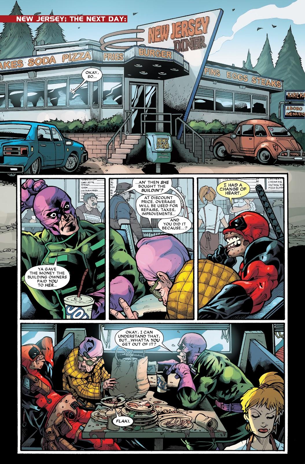 Read online Deadpool (2008) comic -  Issue #33.1 - 21