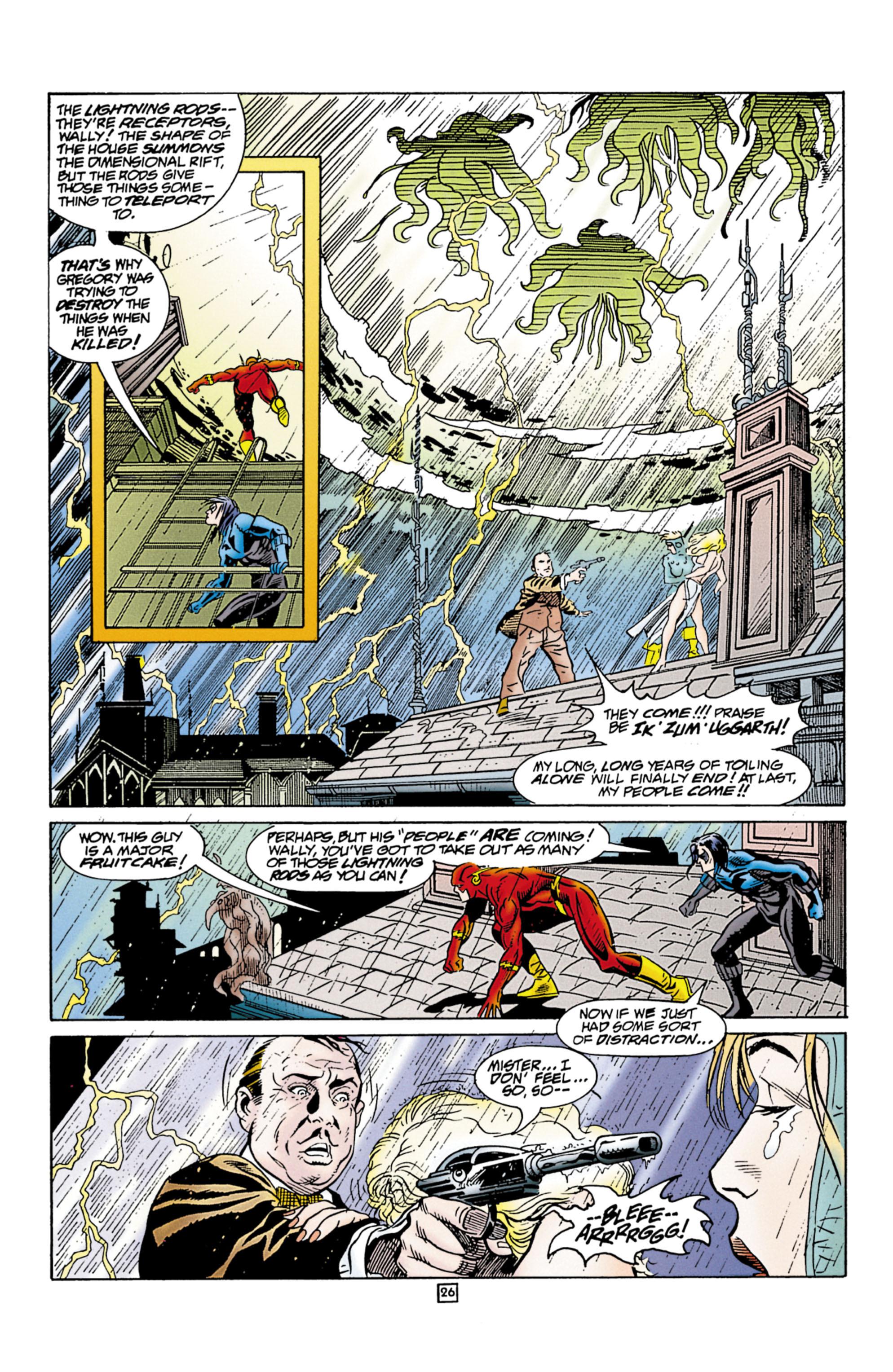 Read online Flash Plus comic -  Issue # Full - 27