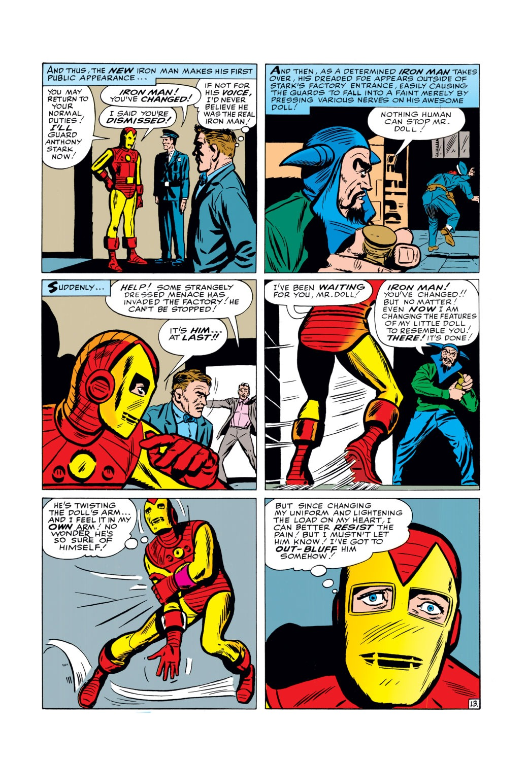 Tales of Suspense (1959) issue 48 - Page 14