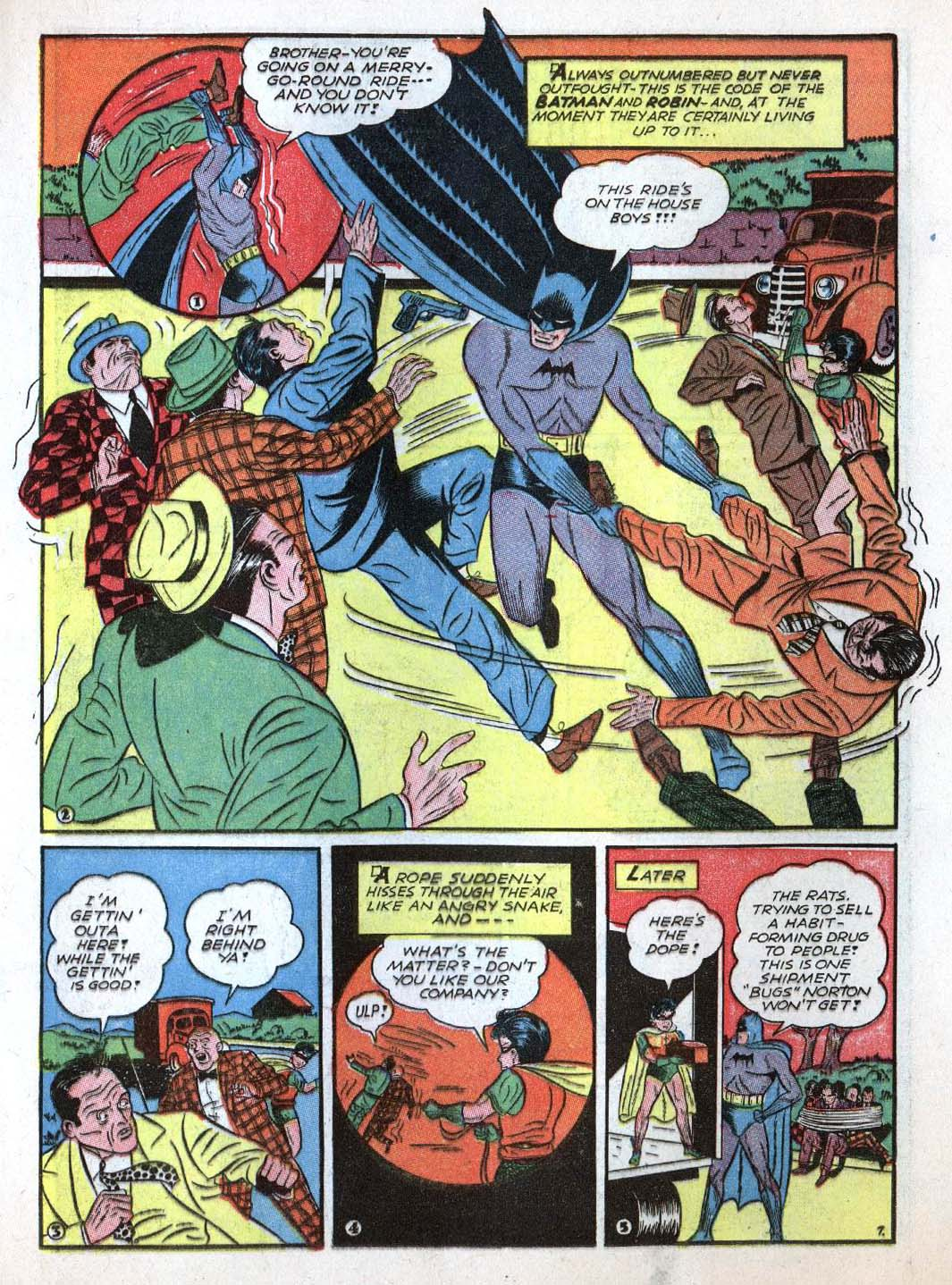 Read online Detective Comics (1937) comic -  Issue #43 - 9