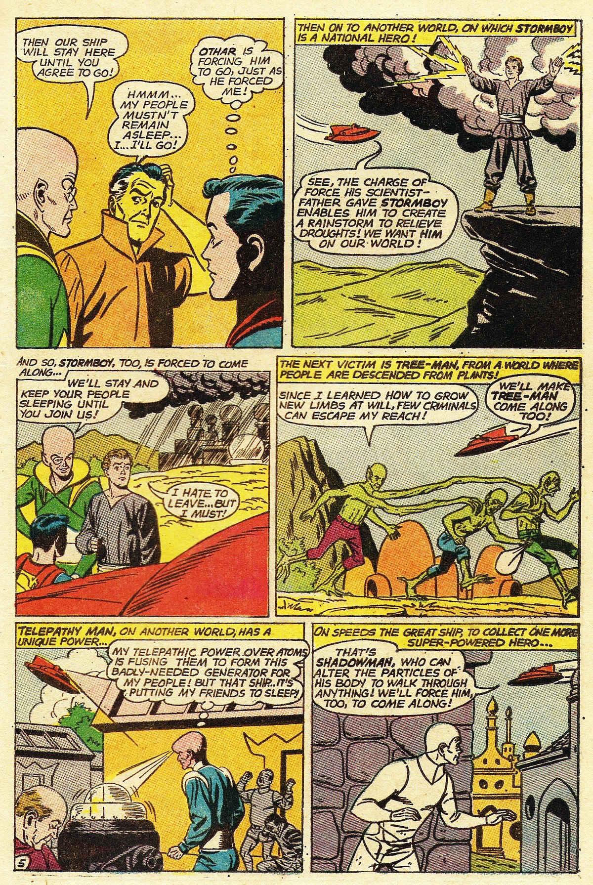 Read online Adventure Comics (1938) comic -  Issue #371 - 21