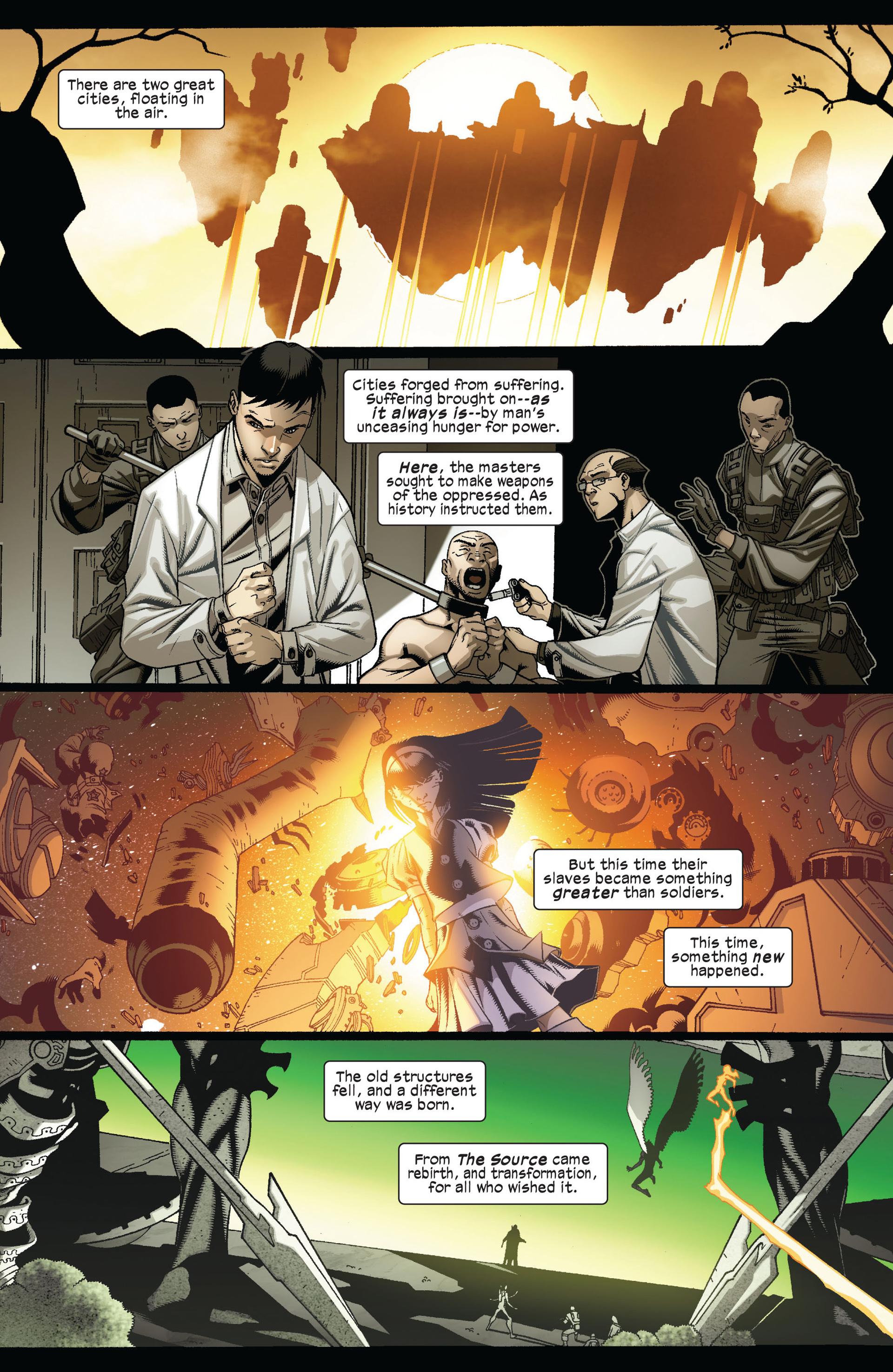 Read online Ultimate Comics X-Men comic -  Issue #8 - 3