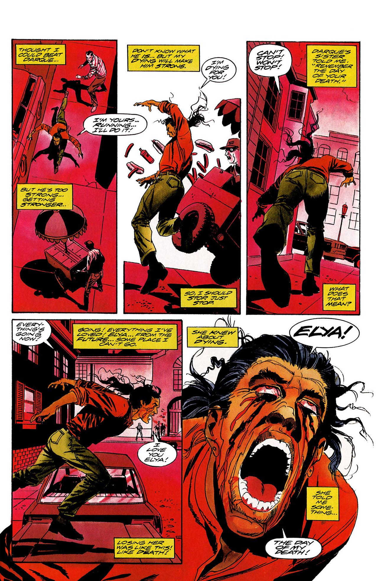 Read online Shadowman (1992) comic -  Issue #12 - 6