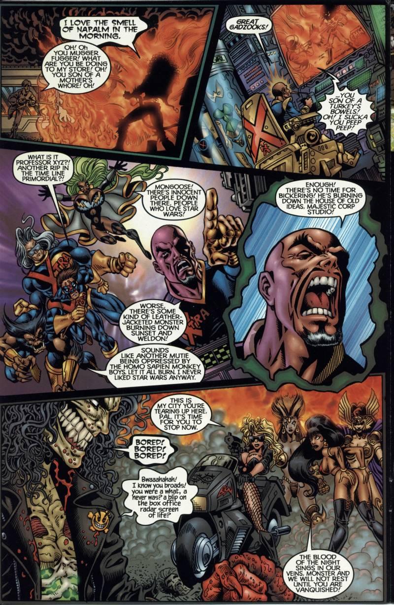 Read online Evil Ernie vs. the Superheroes comic -  Issue #2 - 14