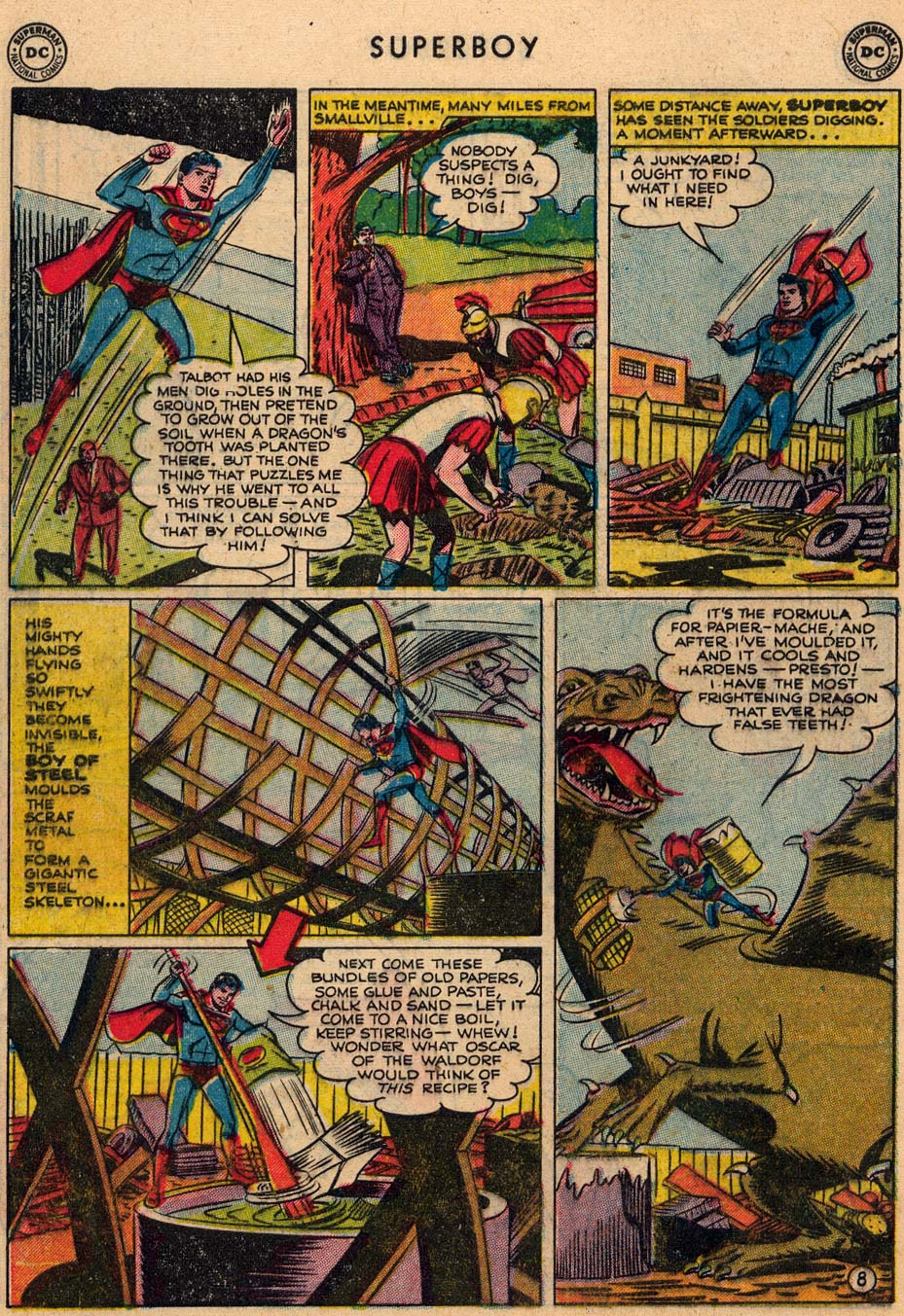 Superboy (1949) issue 20 - Page 35
