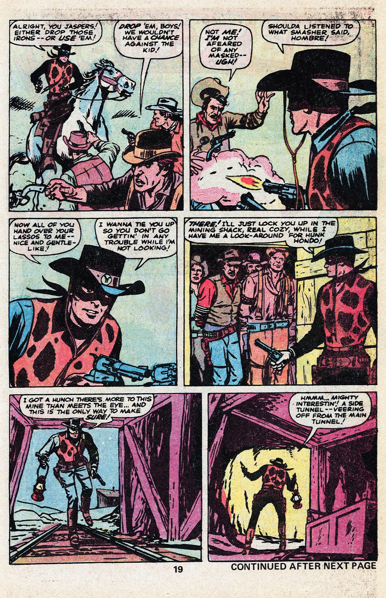 Read online Two-Gun Kid comic -  Issue #136 - 21