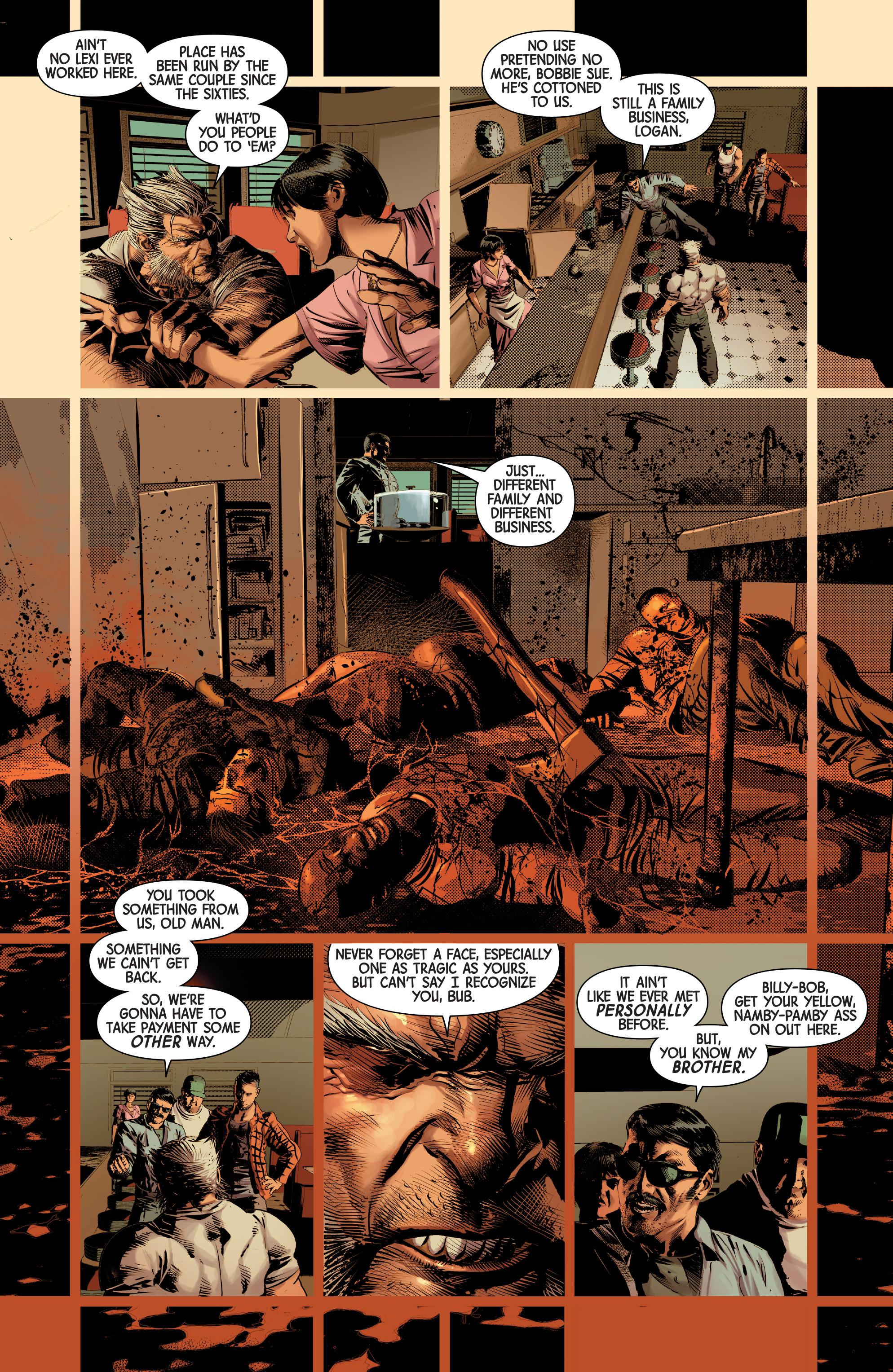 Read online Old Man Logan (2016) comic -  Issue #25 - 8