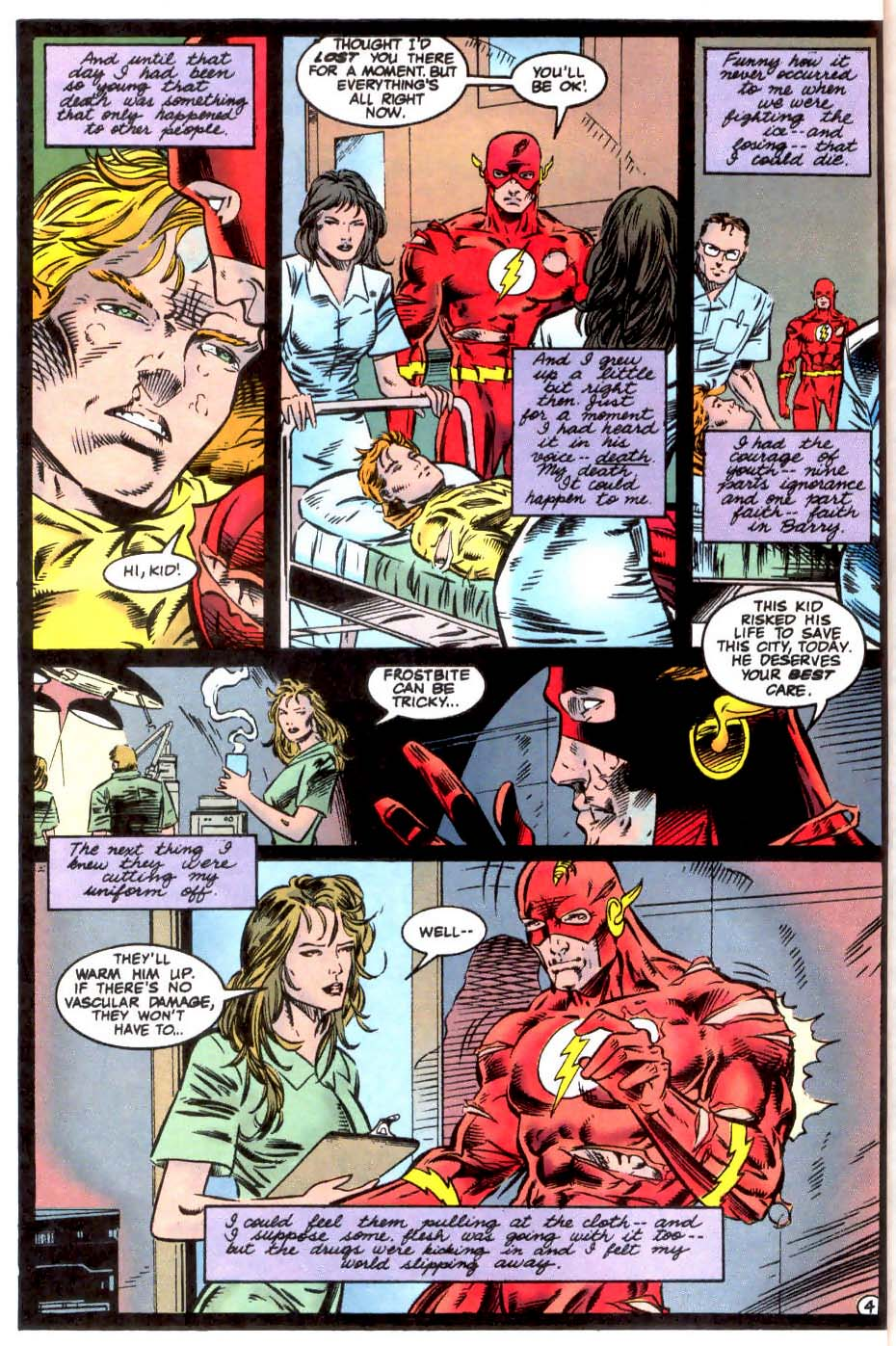 Read online The Flash (1987) comic -  Issue # _Annual 7 - 5