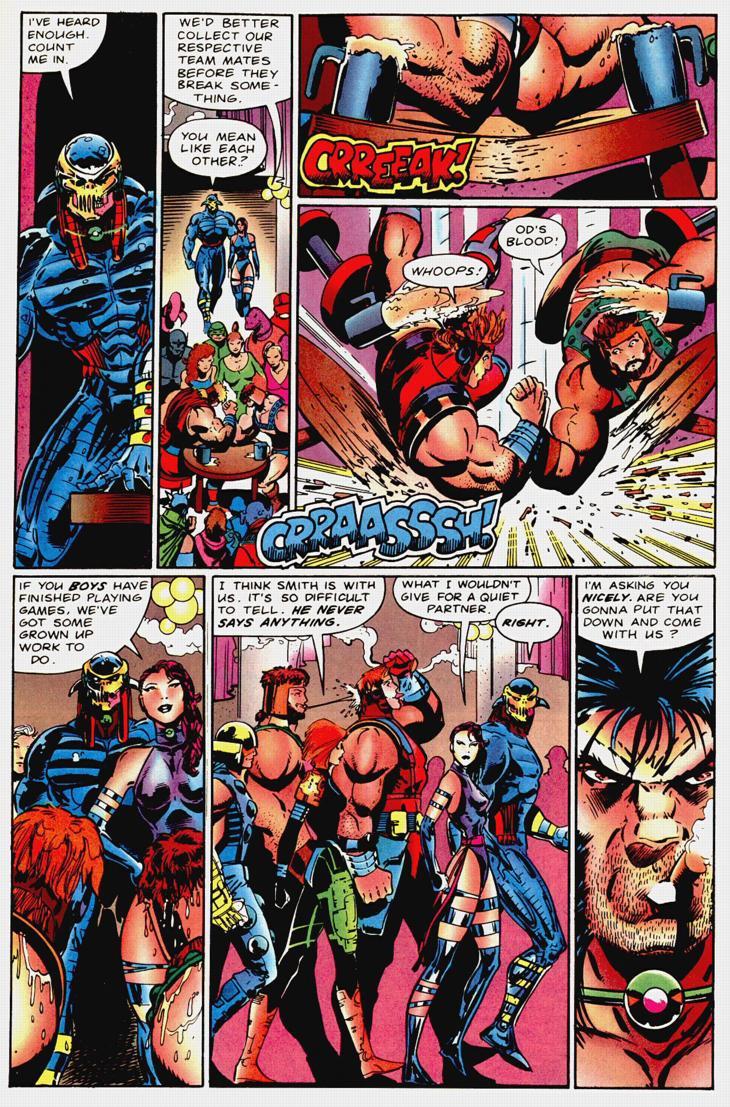 Read online Battletide comic -  Issue #3 - 11