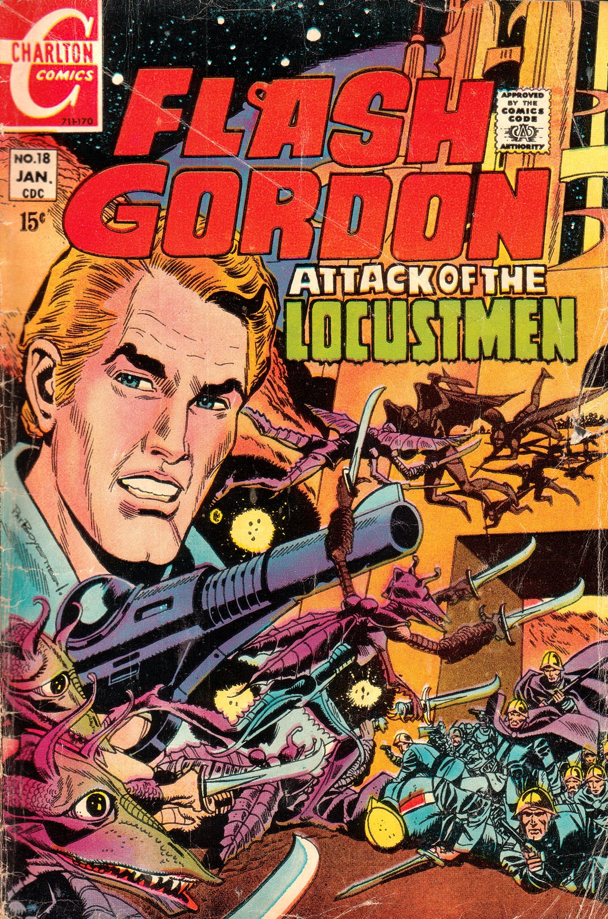 Flash Gordon (1969) issue 18 - Page 2