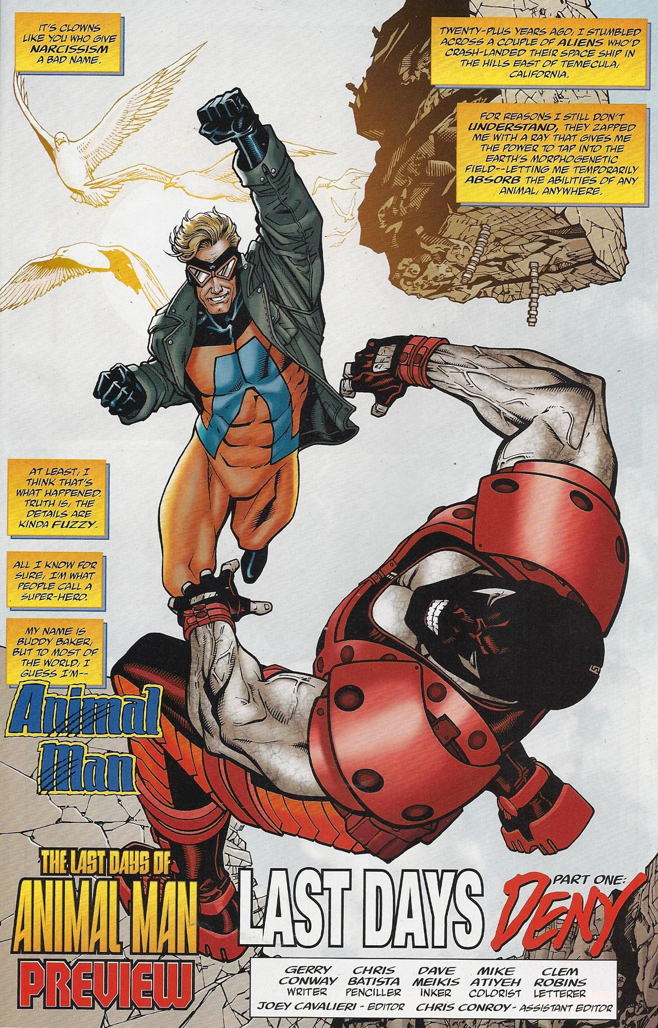 Read online Azrael: Death's Dark Knight comic -  Issue #2 - 27