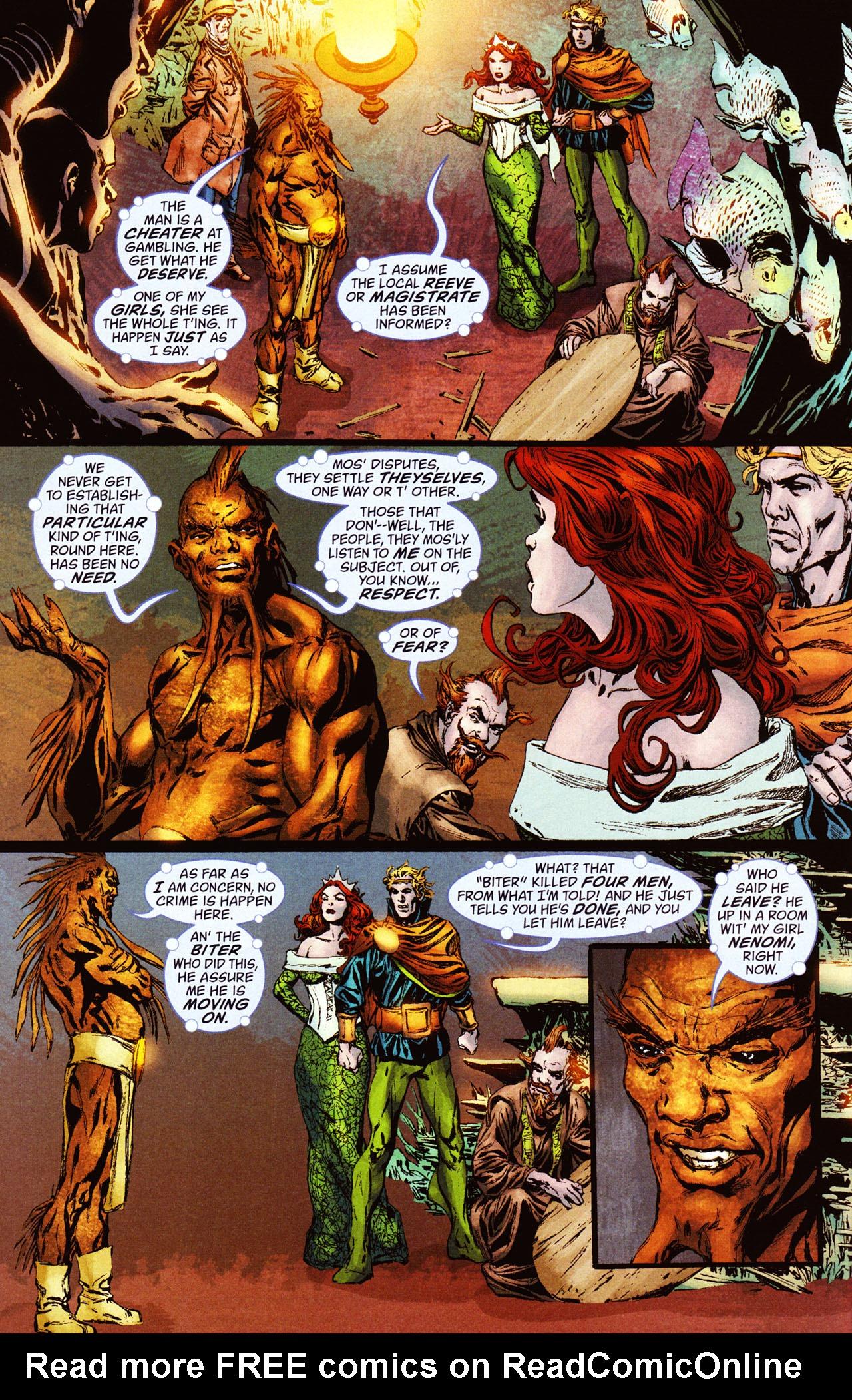 Read online Aquaman: Sword of Atlantis comic -  Issue #46 - 16