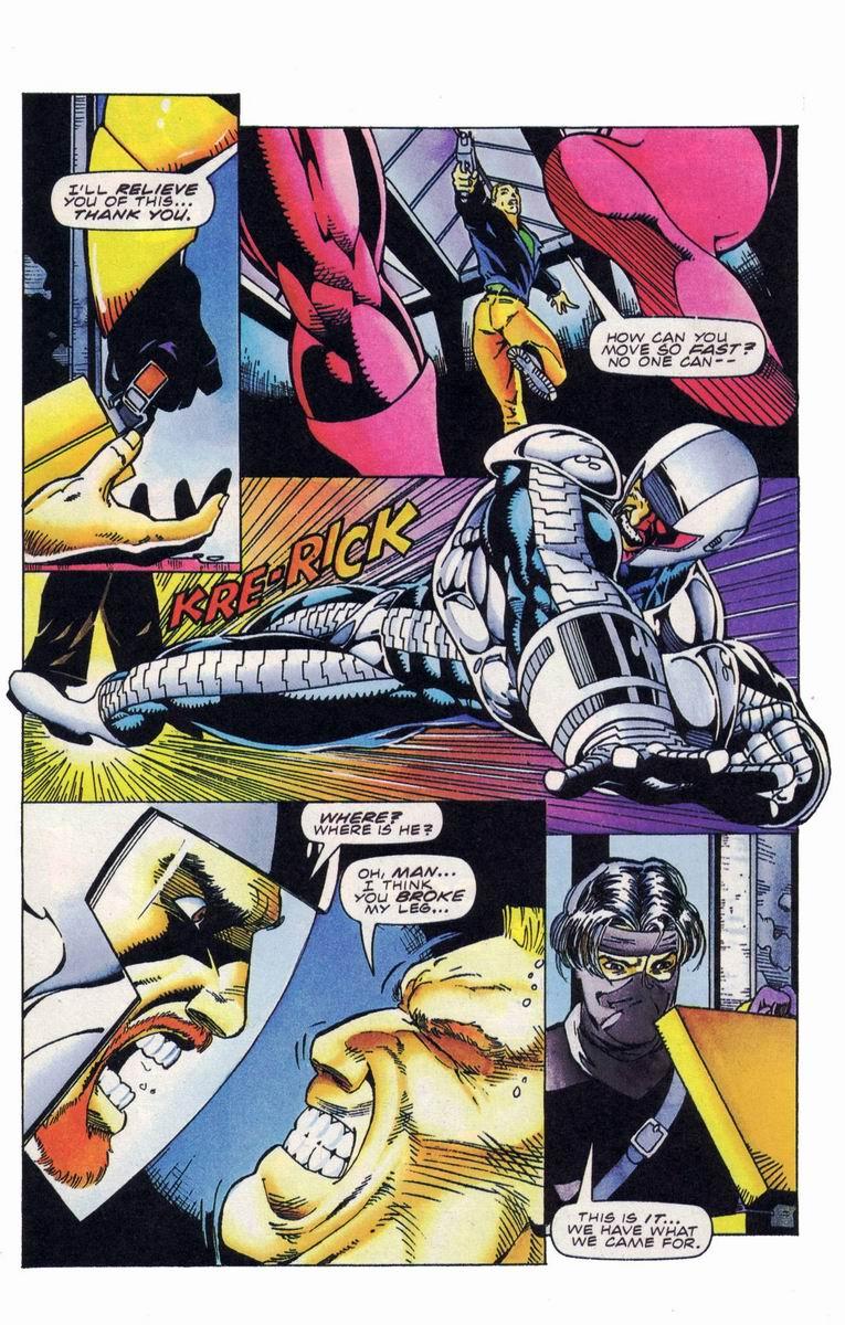 Read online Secret Weapons comic -  Issue #19 - 6