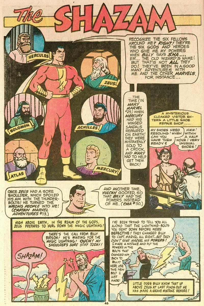 Read online Shazam! (1973) comic -  Issue #12 - 39
