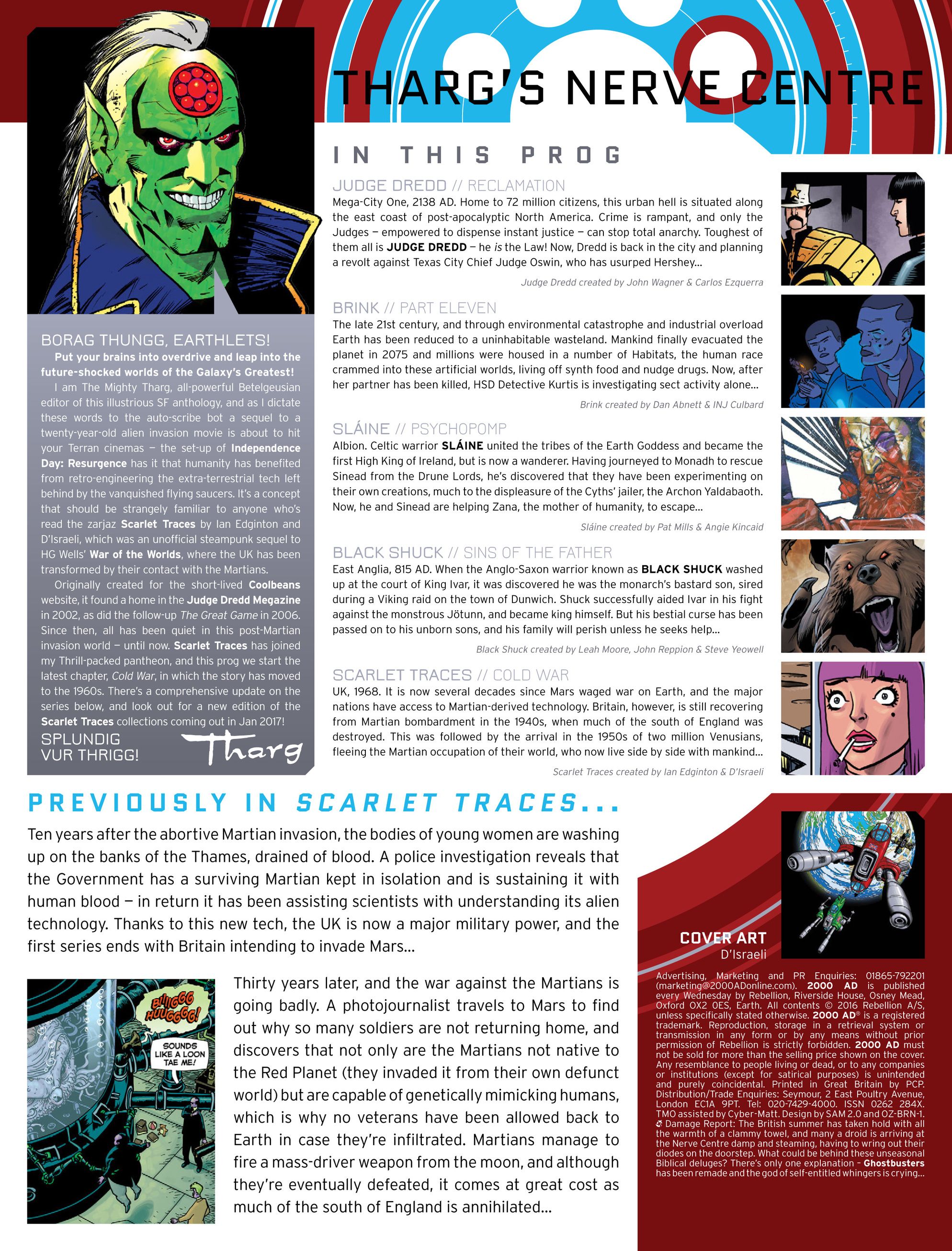 Read online 2000 AD comic -  Issue #1988 - 2
