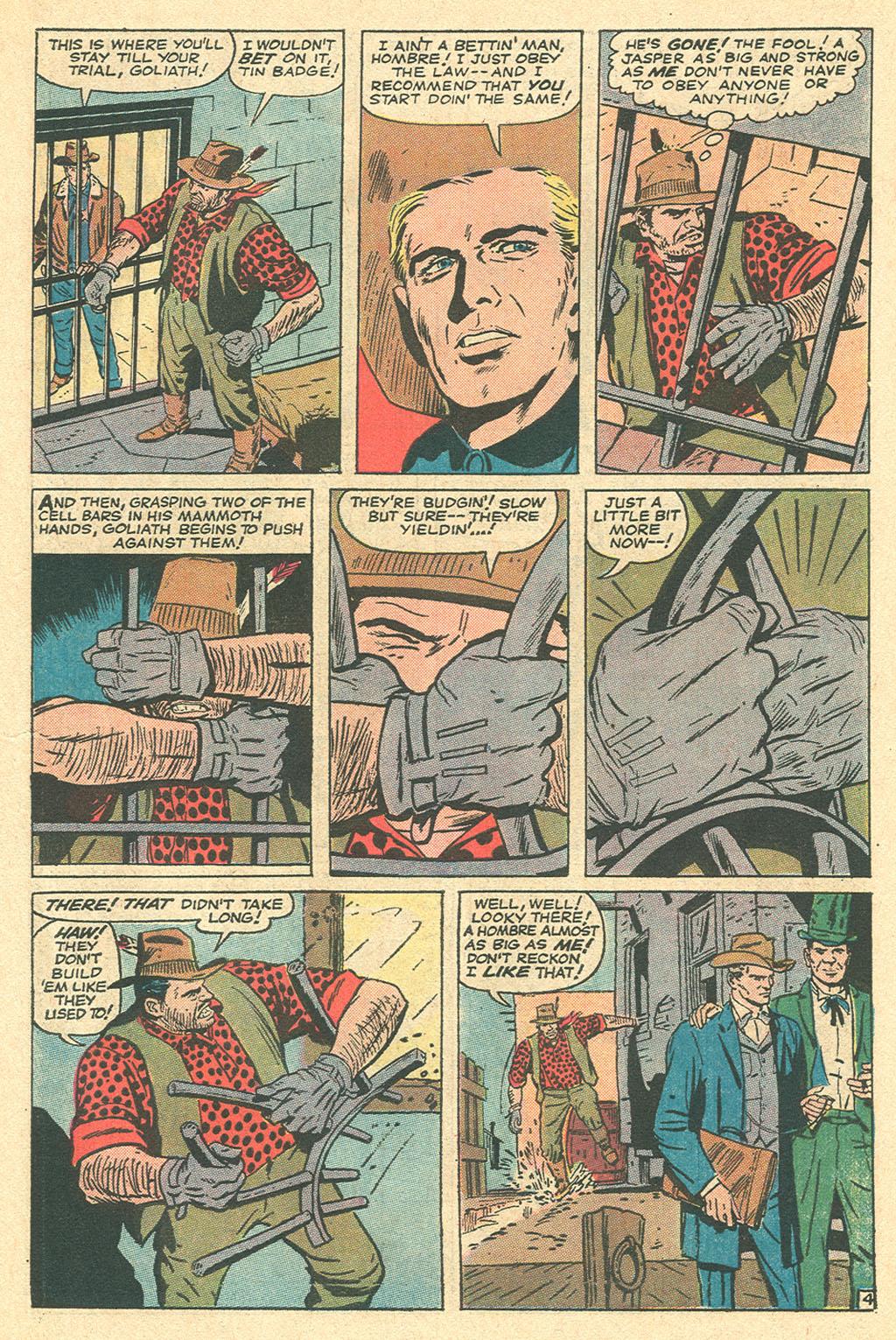 Read online Two-Gun Kid comic -  Issue #105 - 7