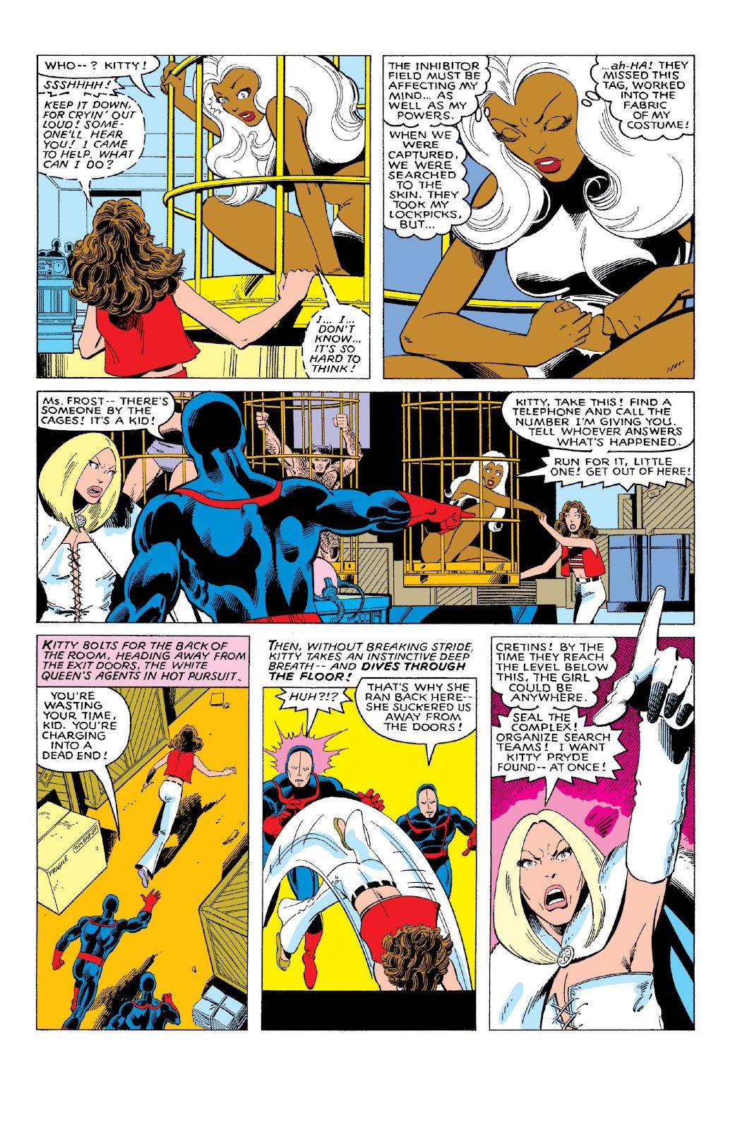 Read online X-Men Milestones: Dark Phoenix Saga comic -  Issue # TPB (Part 1) - 31