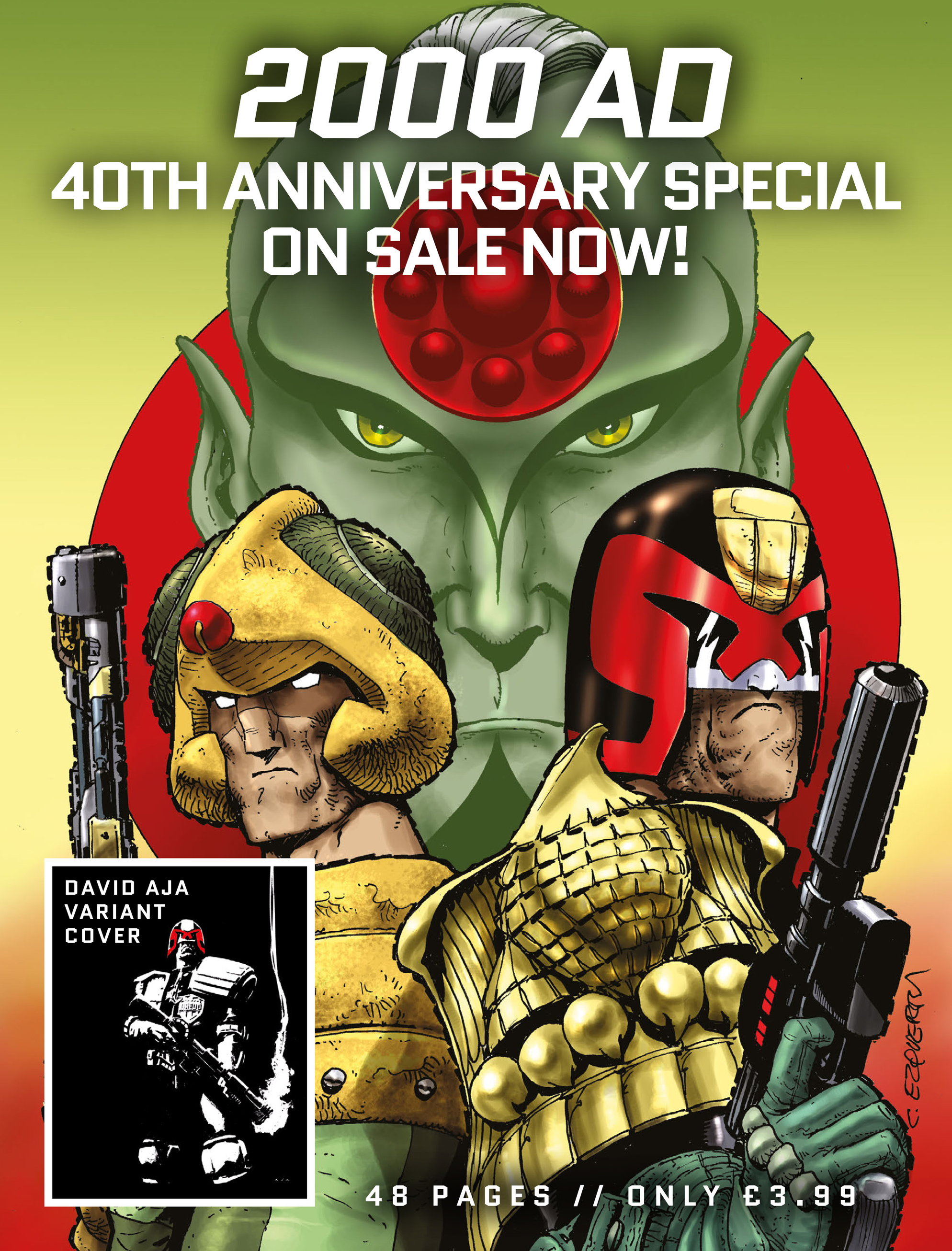 Read online 2000 AD comic -  Issue #2019 - 9