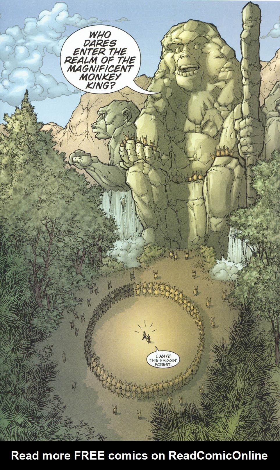 Read online Ninja Boy comic -  Issue #5 - 10
