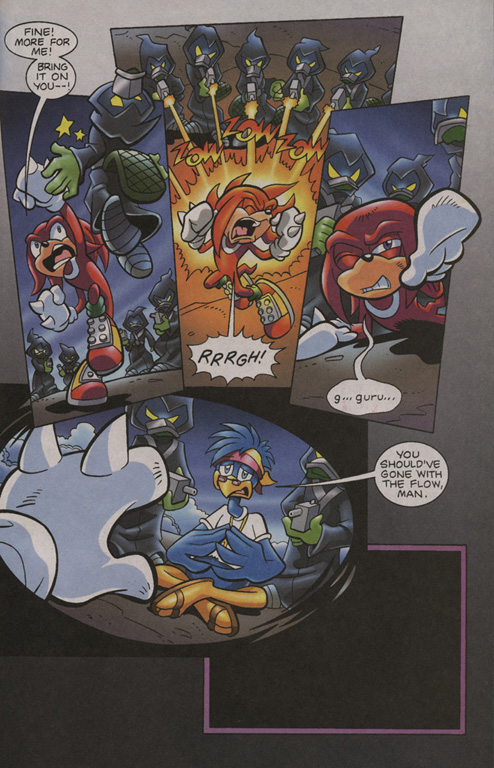 Read online Sonic Universe comic -  Issue #11 - 21