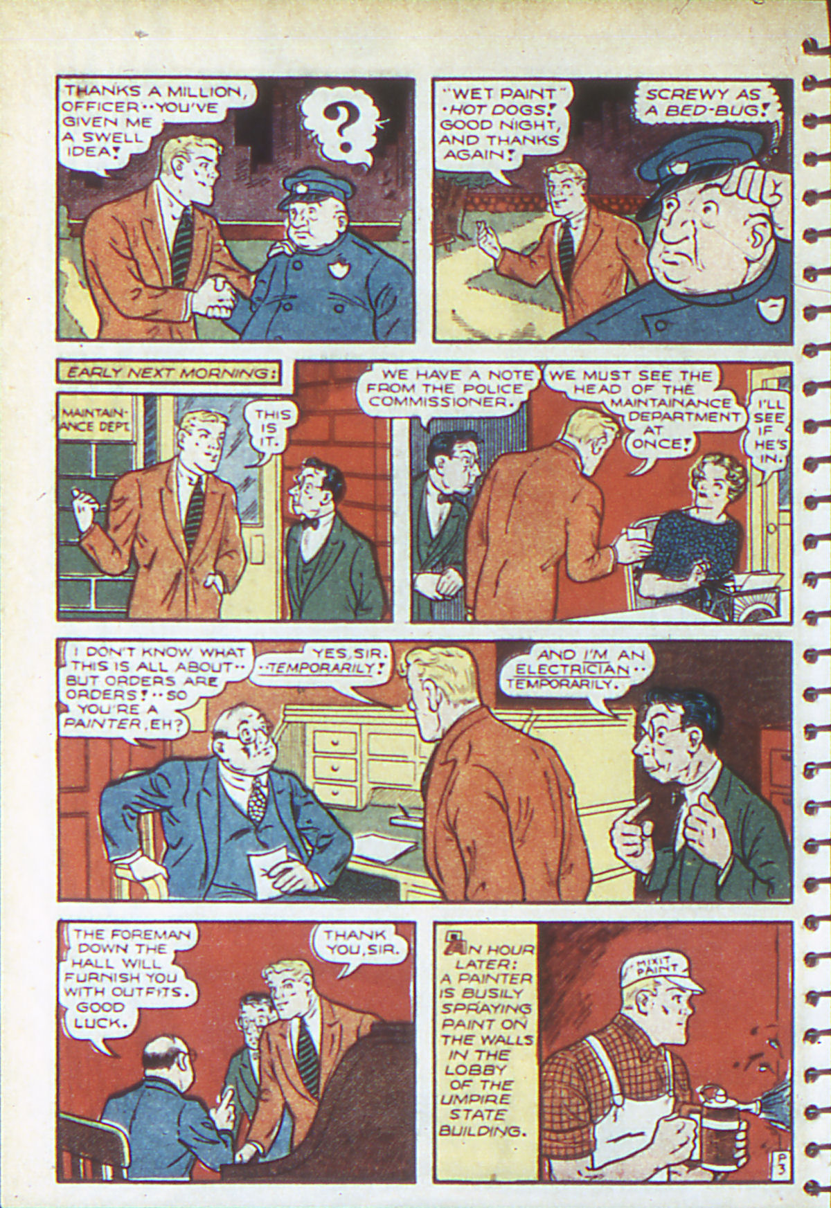 Read online Adventure Comics (1938) comic -  Issue #54 - 43