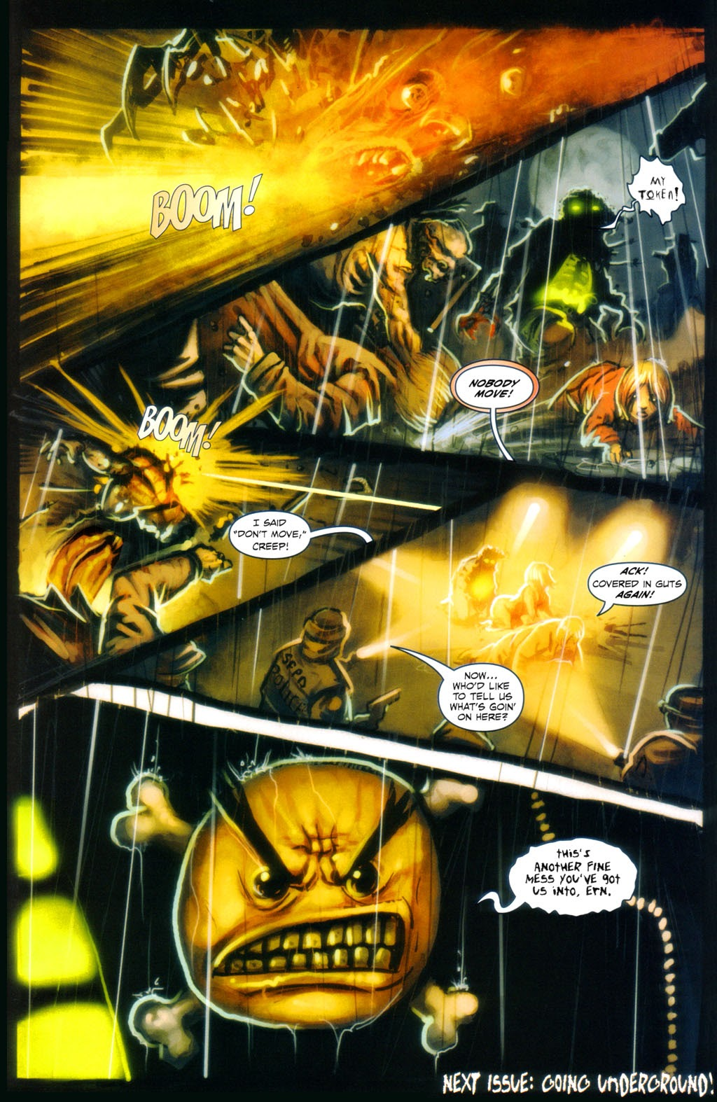 Read online Evil Ernie in Santa Fe comic -  Issue #2 - 23