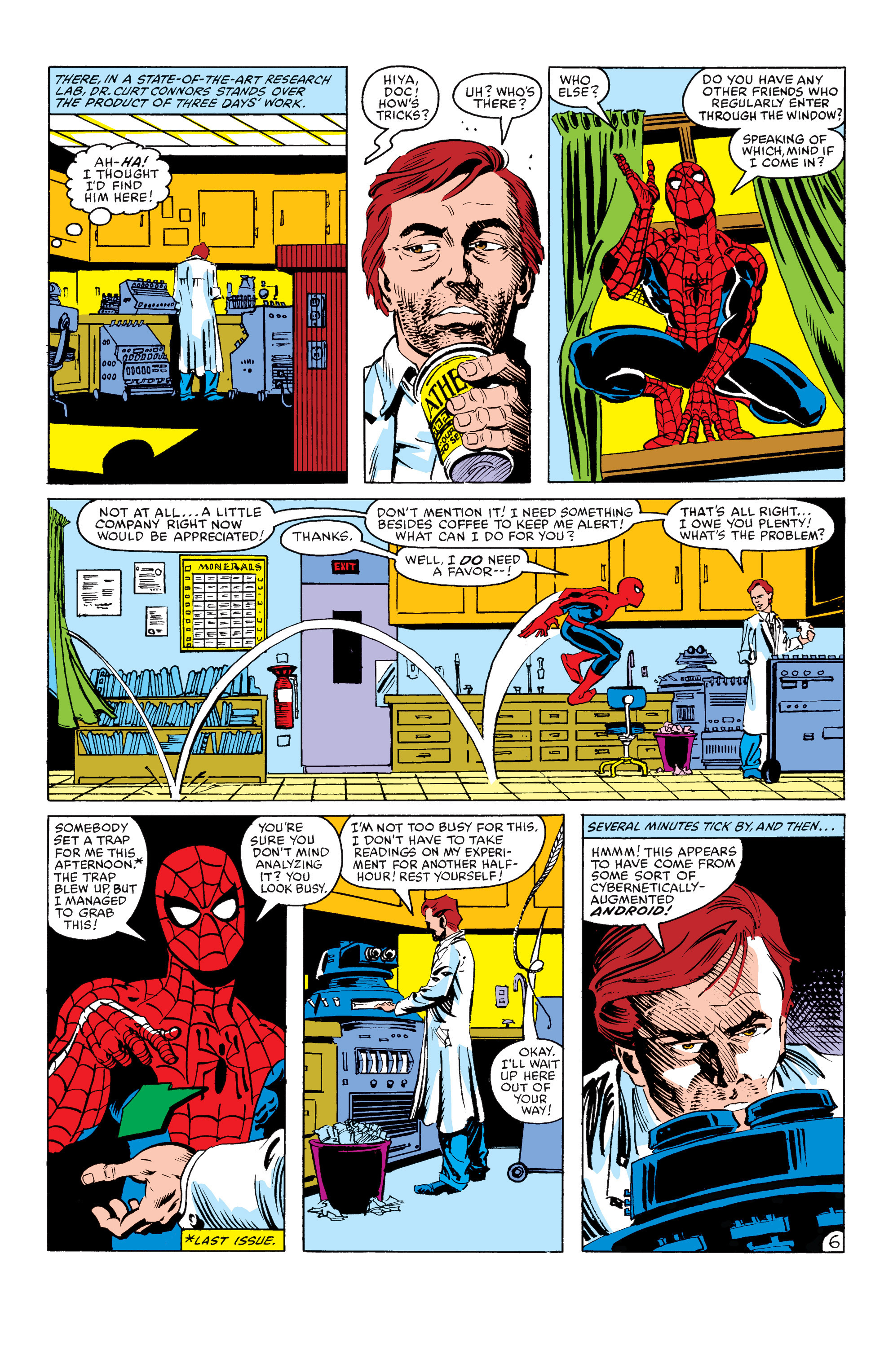 The Amazing Spider-Man (1963) 243 Page 6