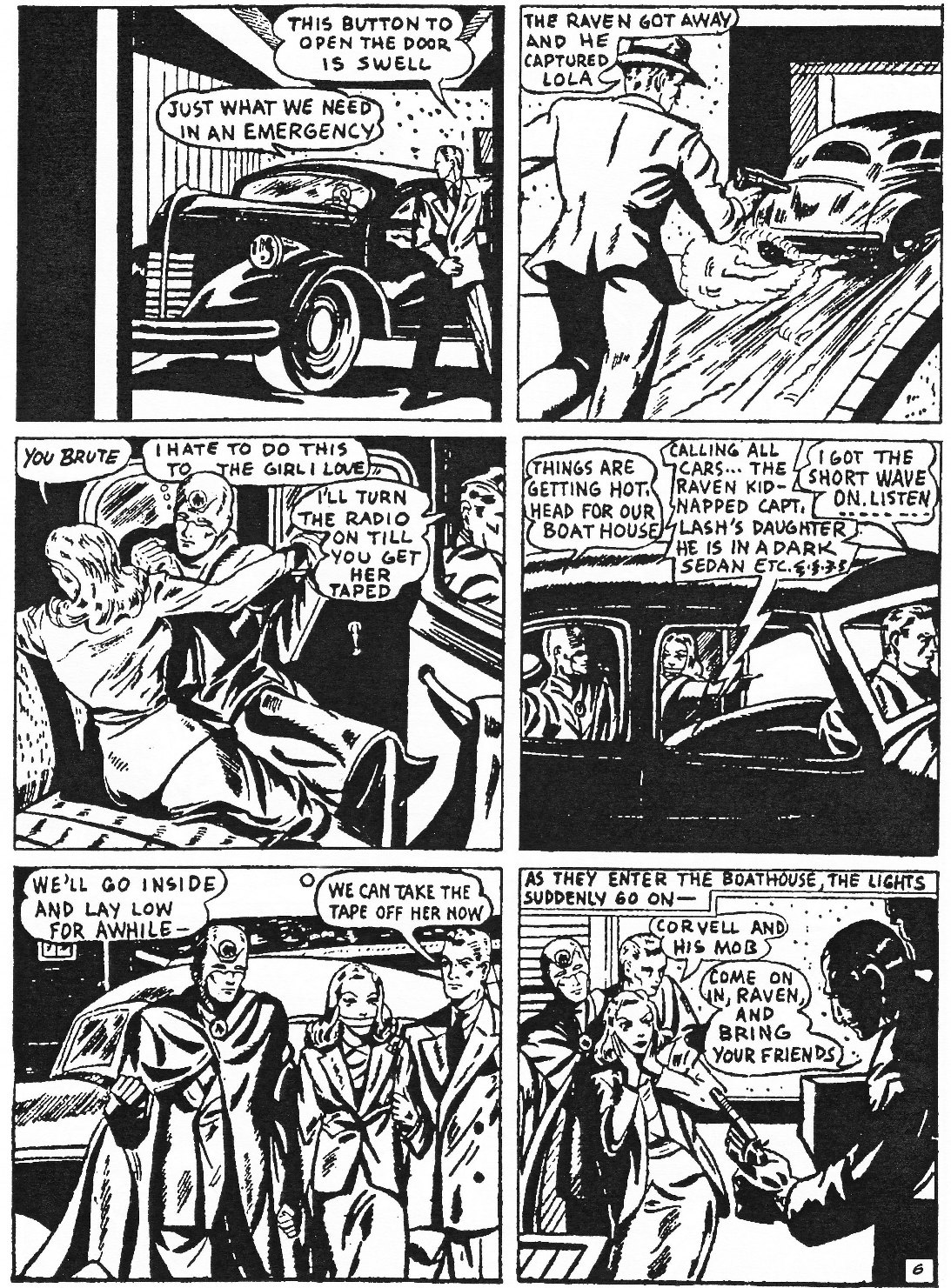 Read online Men of Mystery Comics comic -  Issue #76 - 52