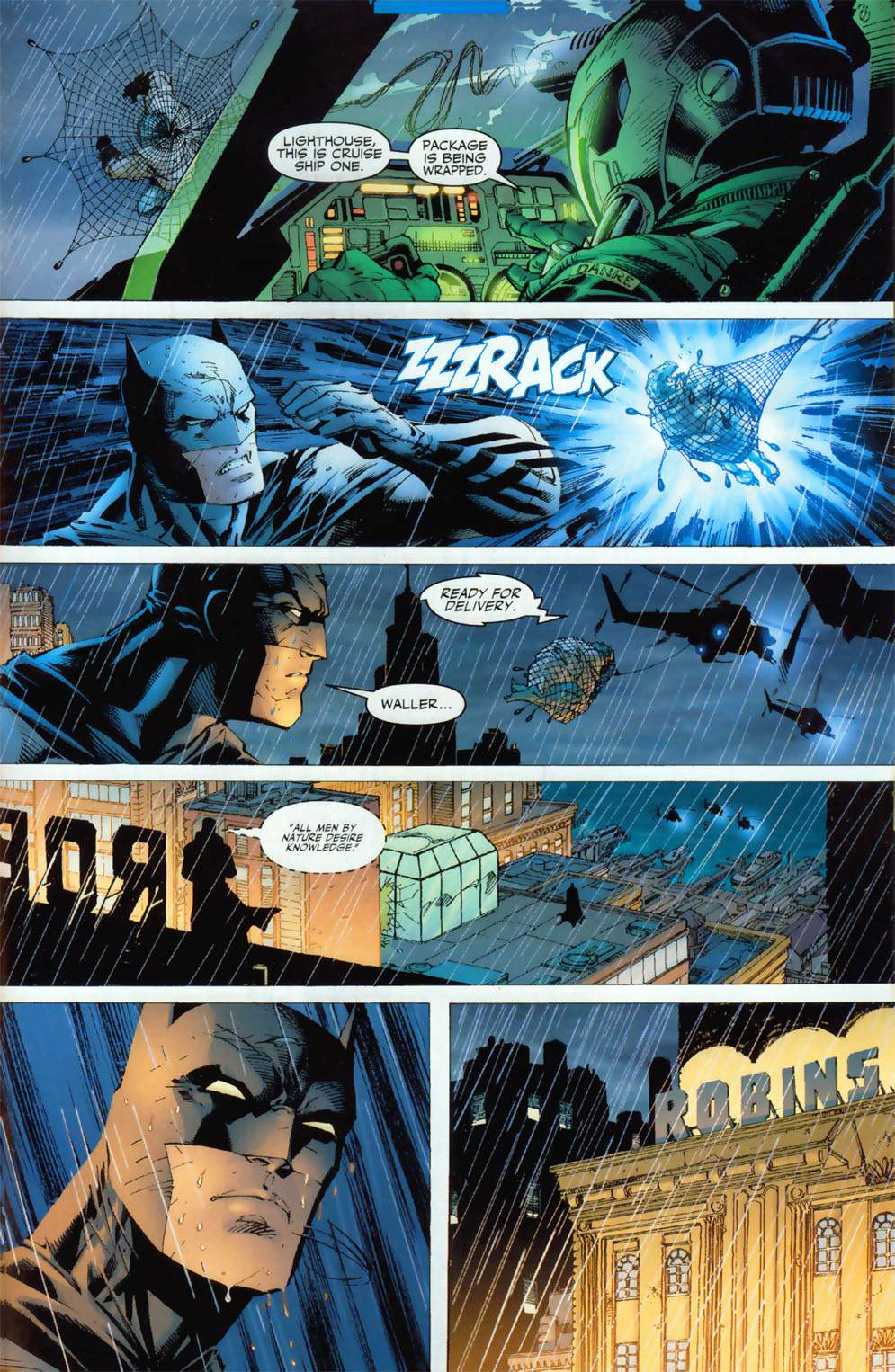 Read online Batman: Hush comic -  Issue #3 - 20