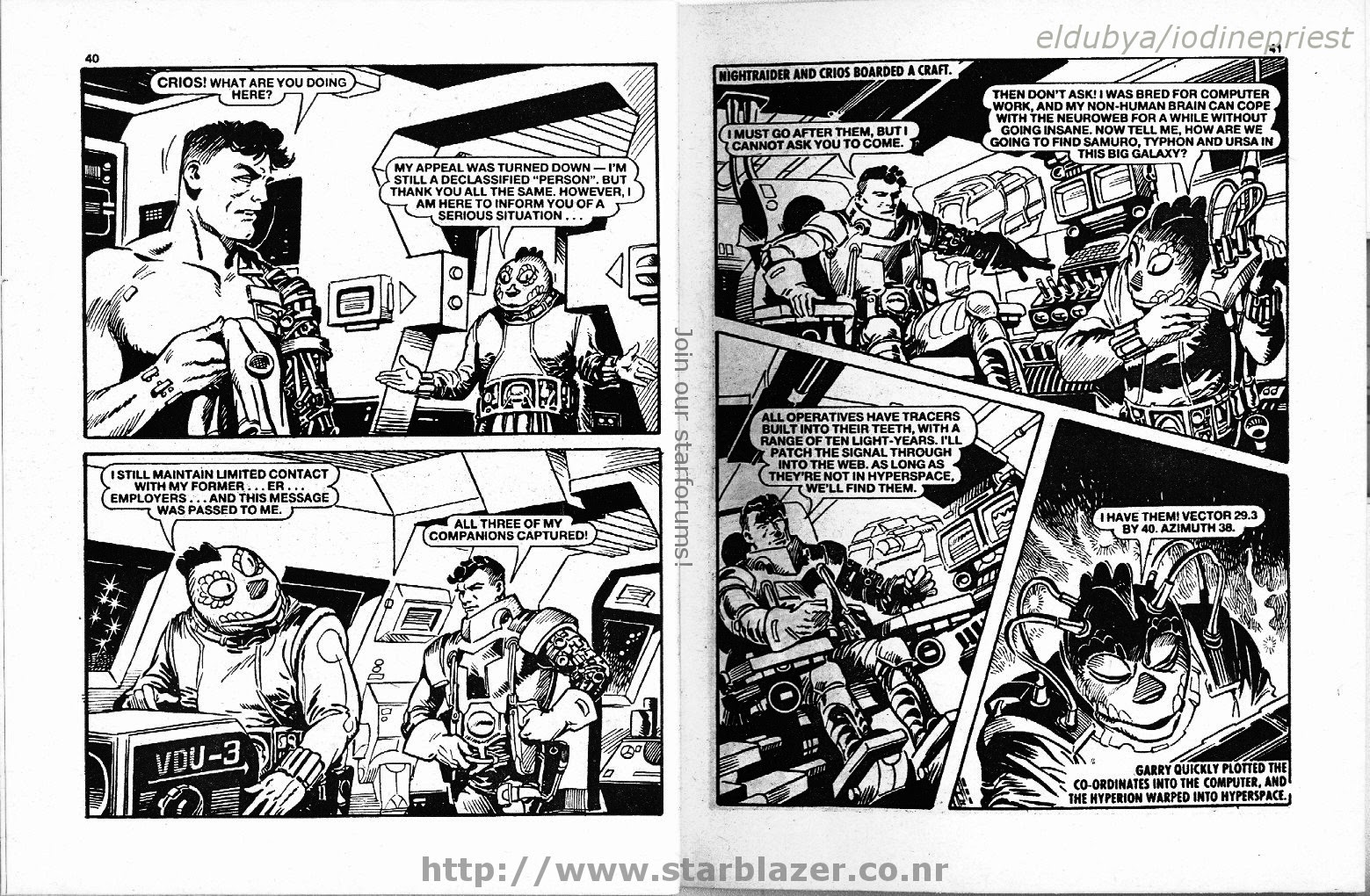 Starblazer issue 172 - Page 22