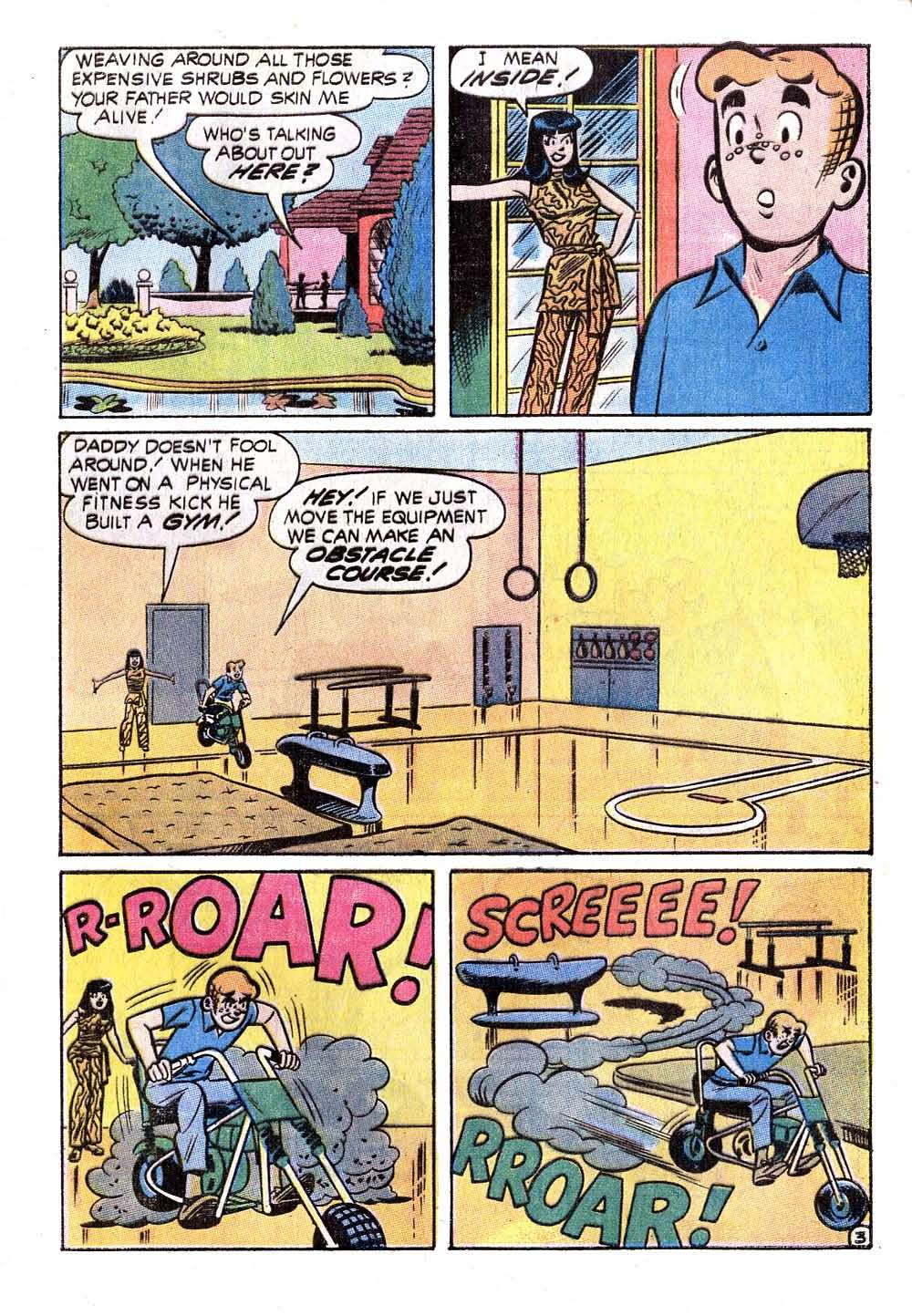 Read online Archie (1960) comic -  Issue #211 - 5