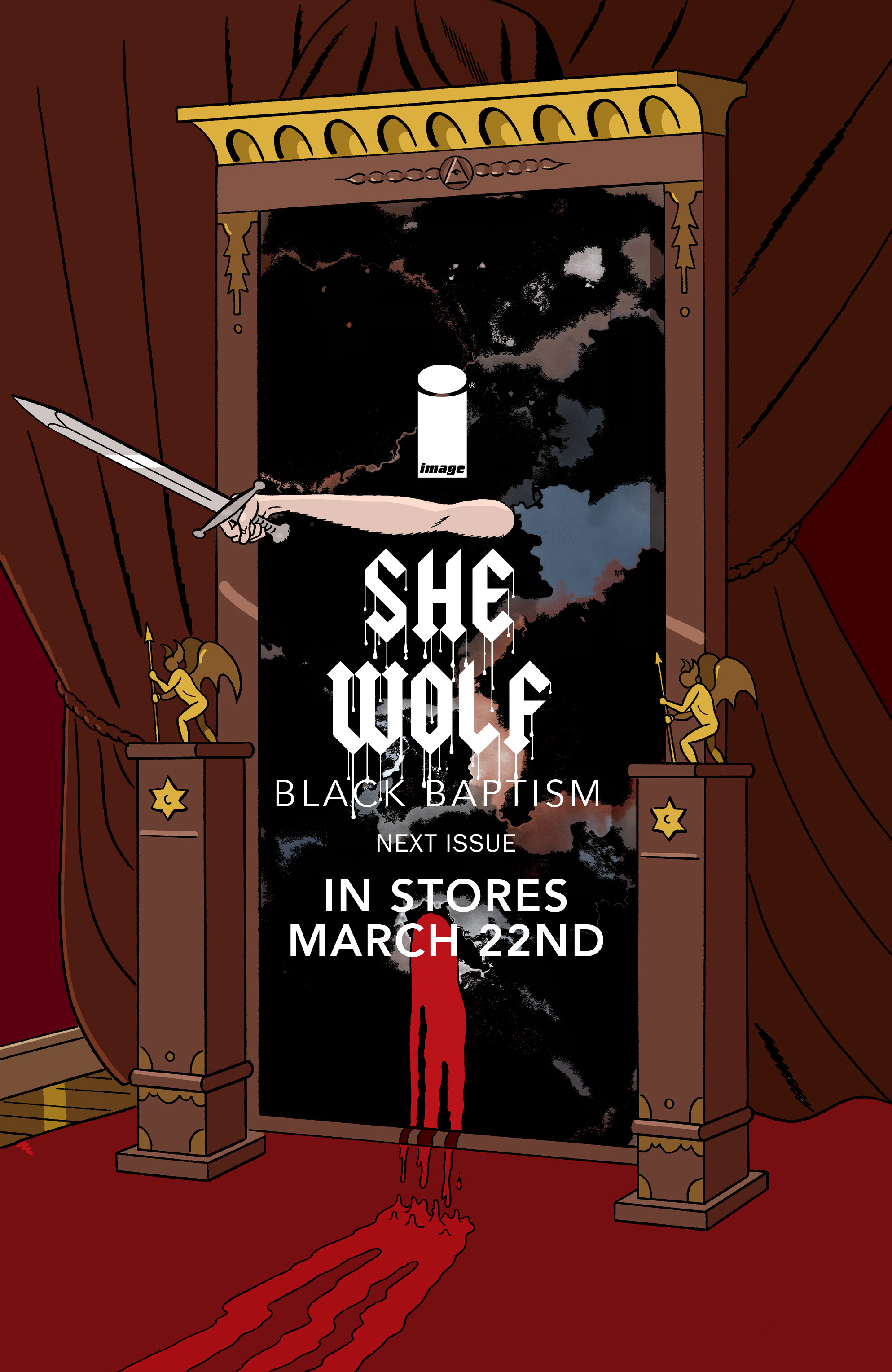 Read online She Wolf comic -  Issue #6 - 20