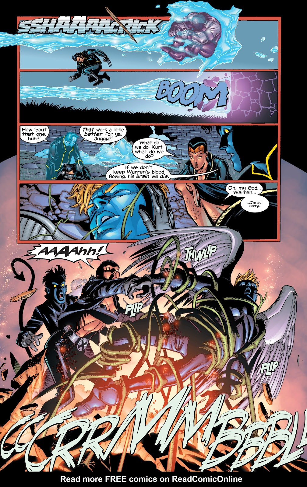 Read online X-Men: Unstoppable comic -  Issue # TPB (Part 1) - 31