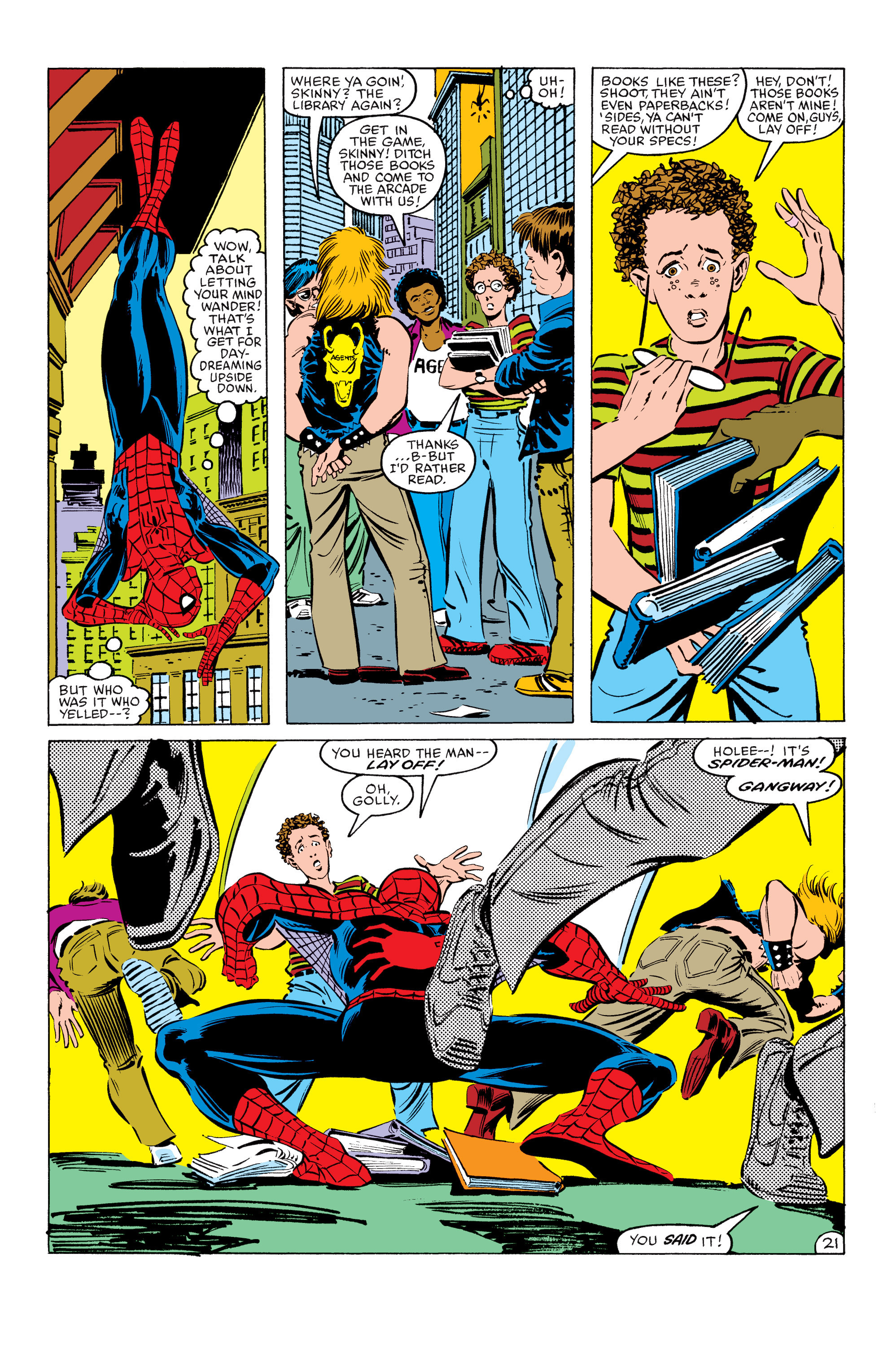 The Amazing Spider-Man (1963) 246 Page 21