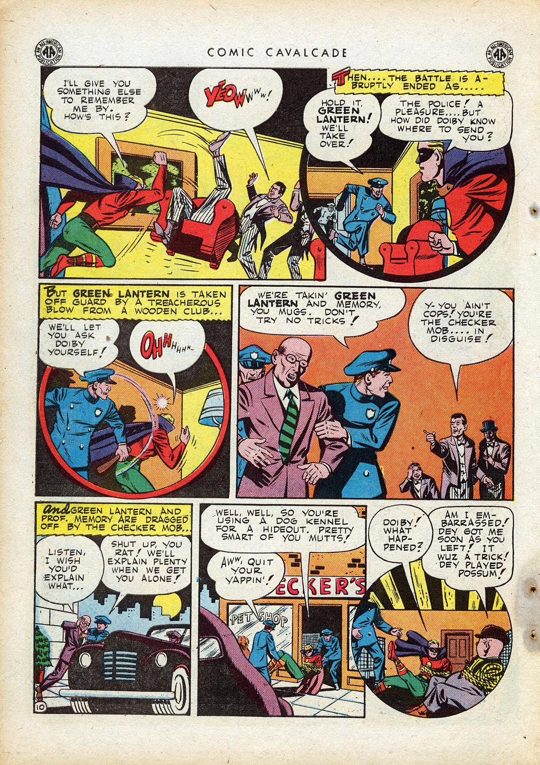 Comic Cavalcade issue 10 - Page 48