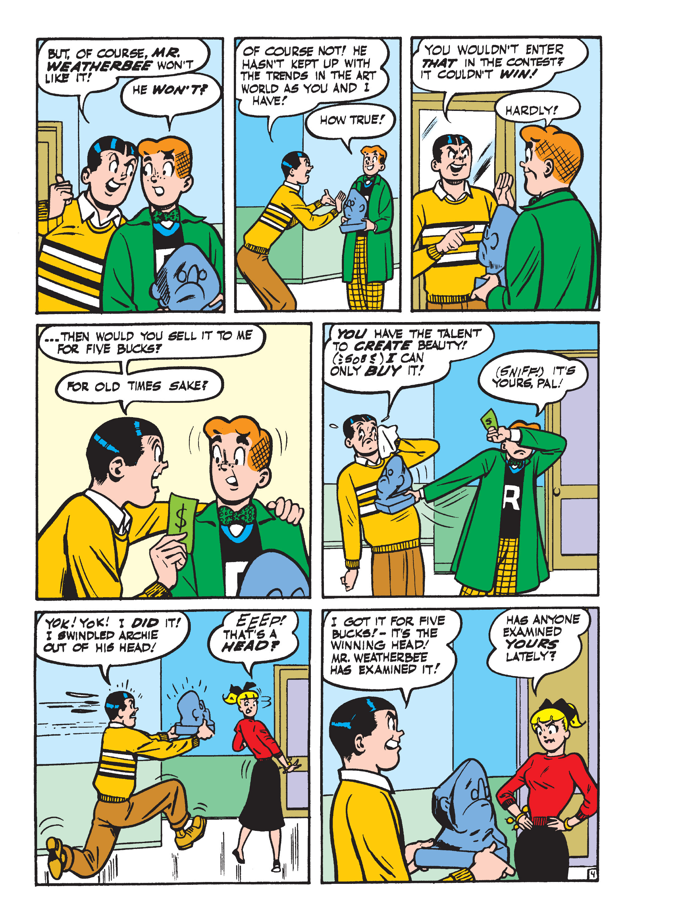 Read online World of Archie Double Digest comic -  Issue #55 - 137