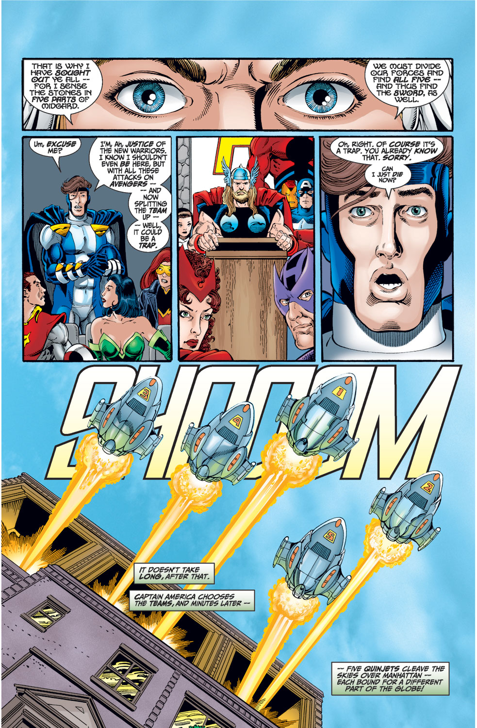 Avengers (1998) issue 1 - Page 25