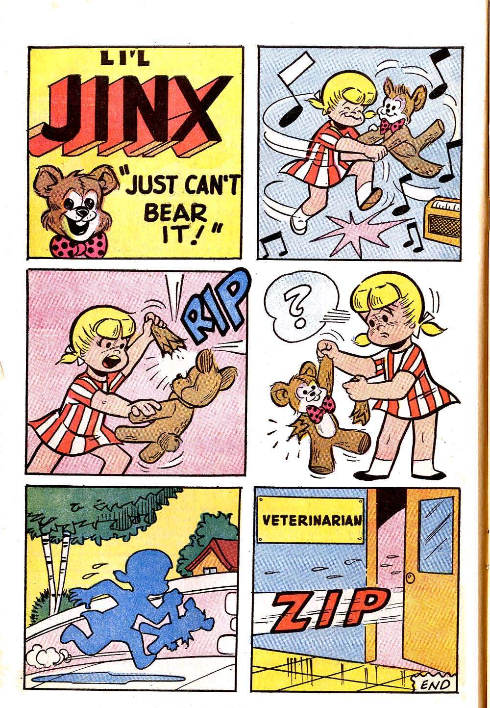 Read online Archie (1960) comic -  Issue #210 - 10