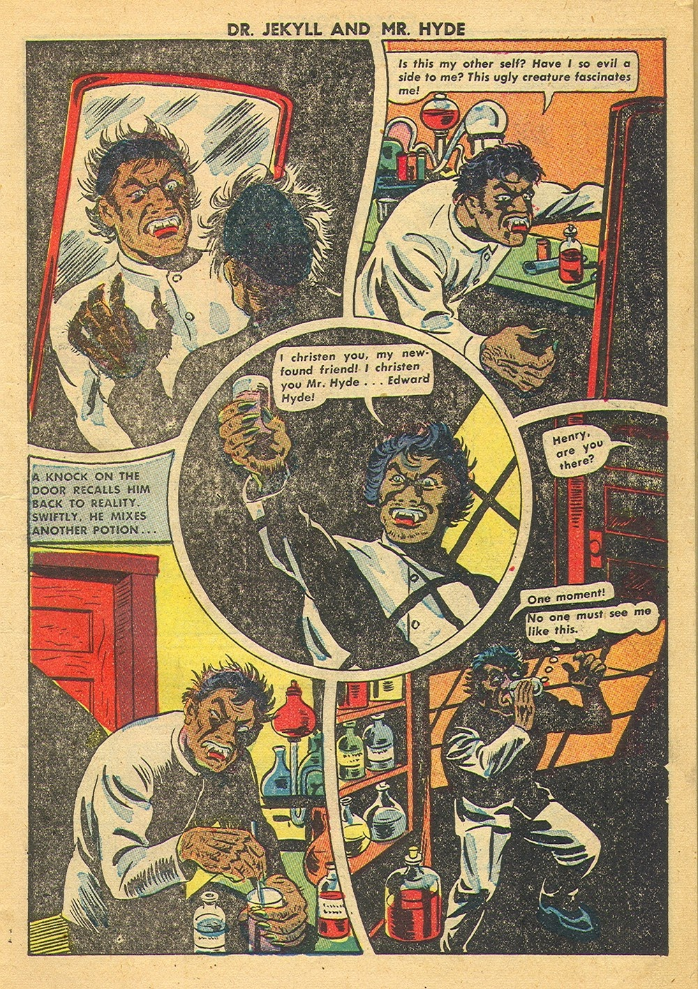 Classics Illustrated issue 13 - Page 9