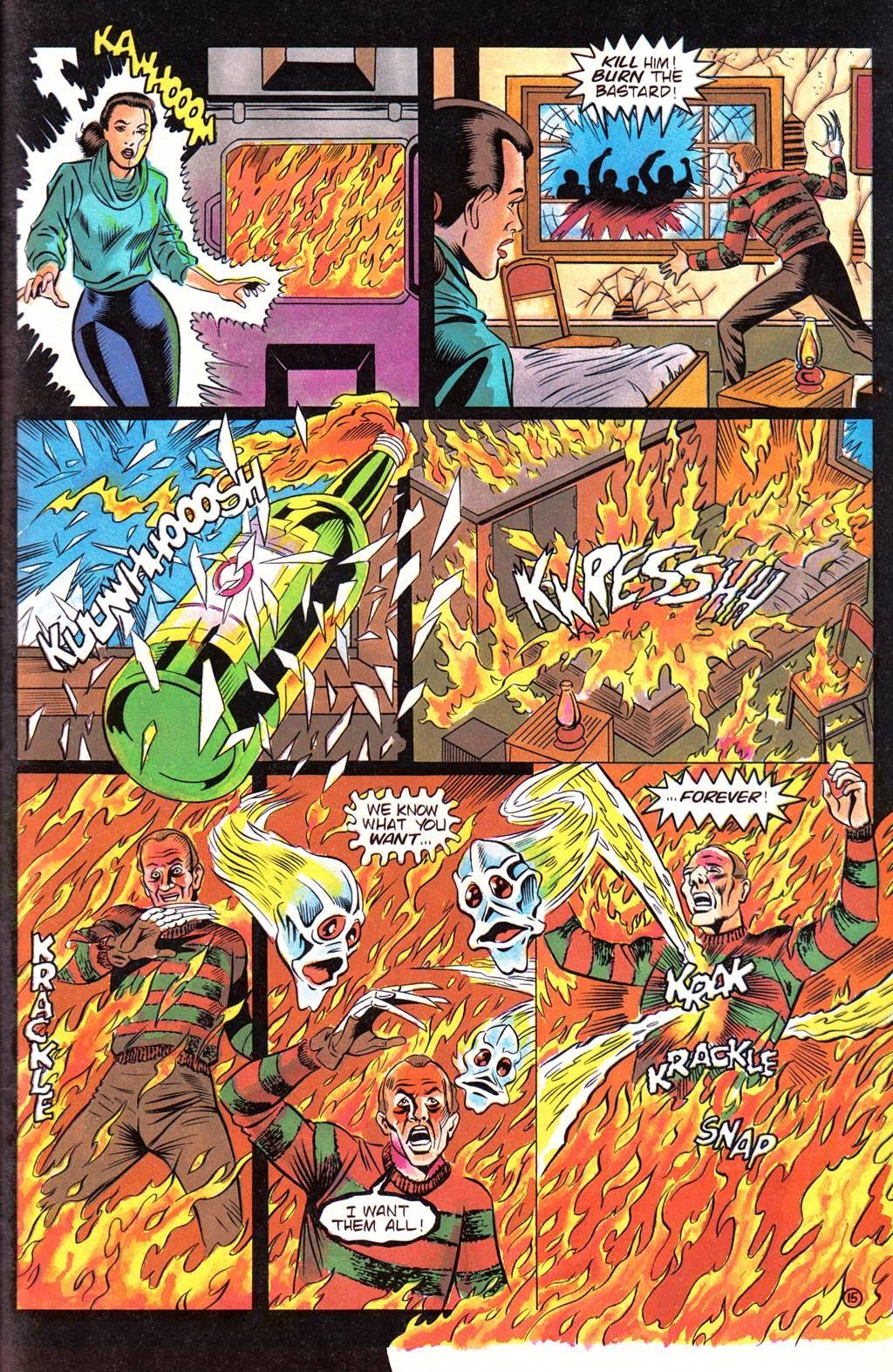 Read online Freddy's Dead: The Final Nightmare comic -  Issue #3 - 18