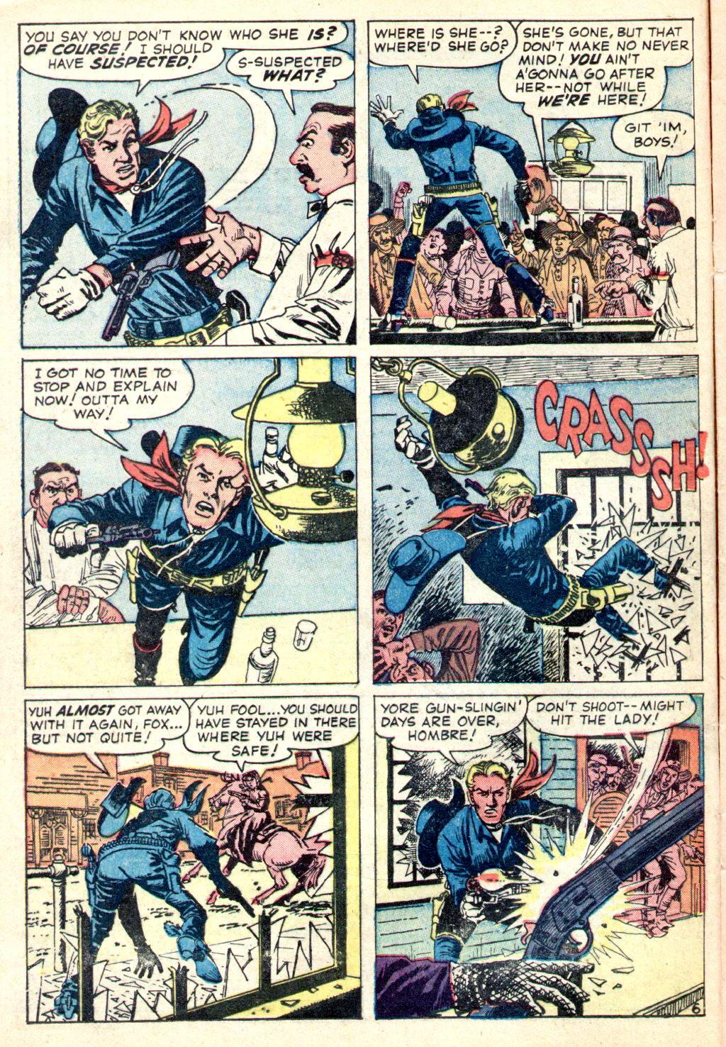 Read online Two-Gun Kid comic -  Issue #49 - 16