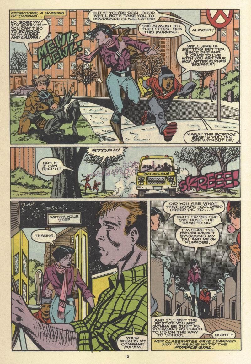 Read online Alpha Flight (1983) comic -  Issue #64 - 13