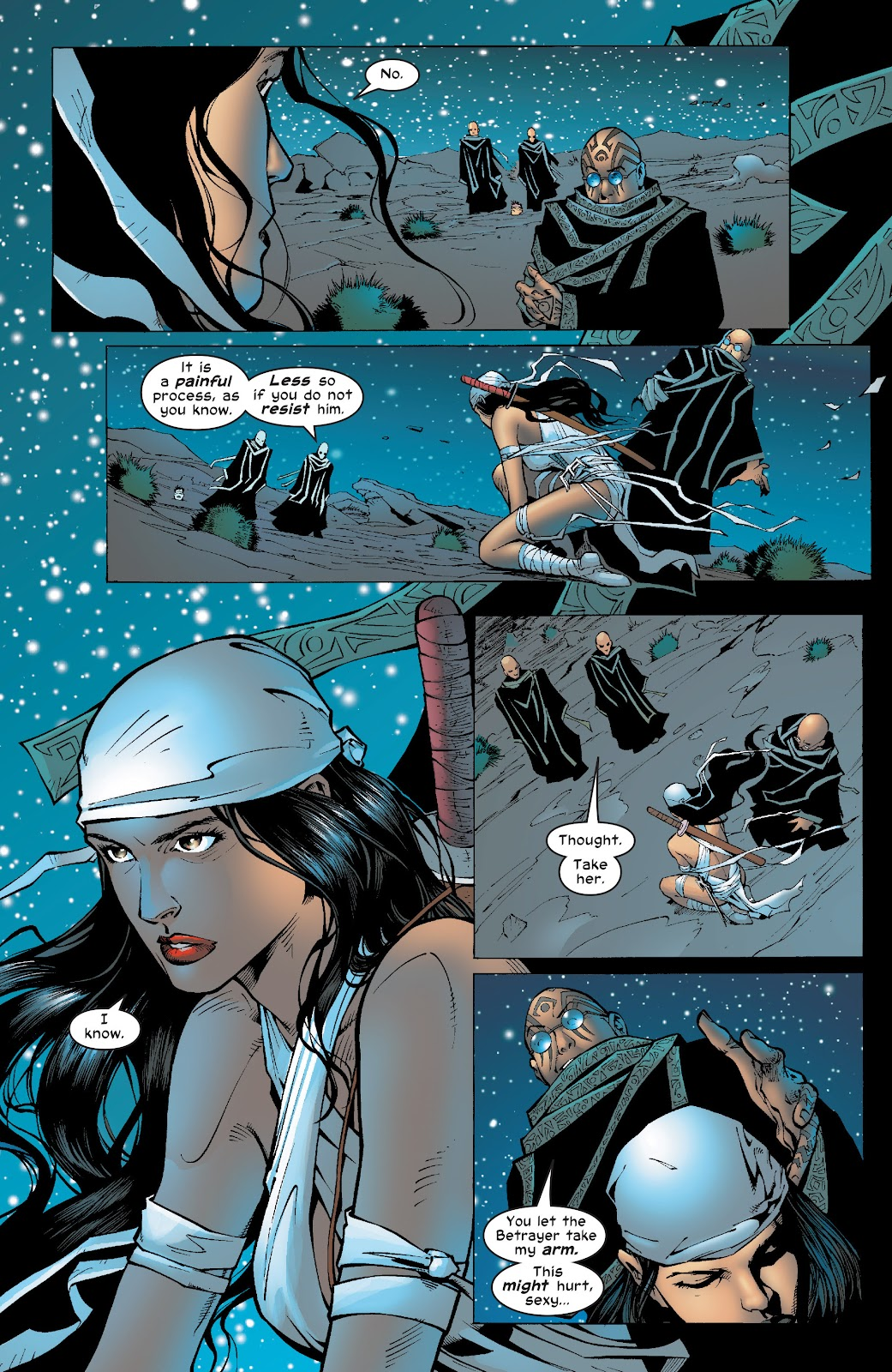 Read online Elektra (2001) comic -  Issue # _TPB Elektra by Greg Rucka Ultimate Collection (Part 4) - 59