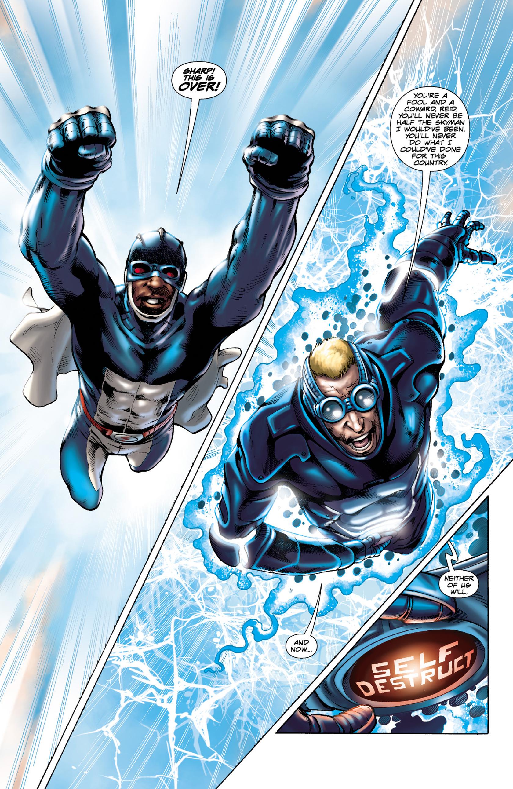 Read online Skyman comic -  Issue #4 - 10