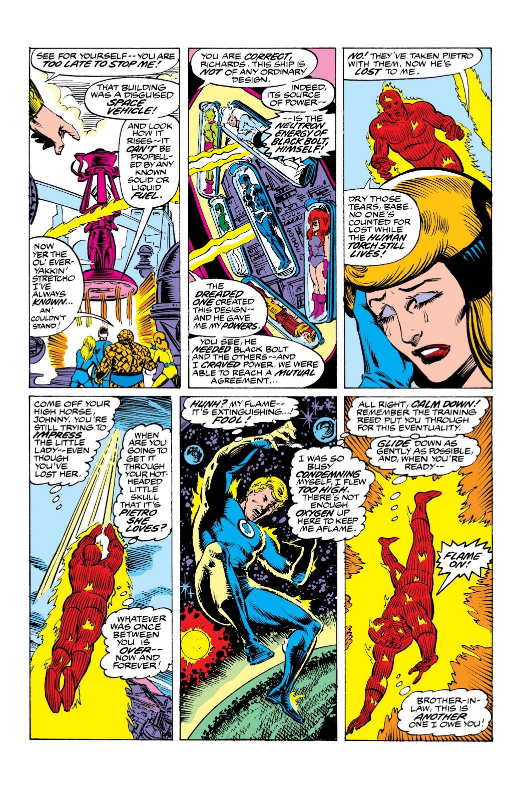 Read online Marvel Masterworks: The Inhumans comic -  Issue # TPB 2 (Part 3) - 64