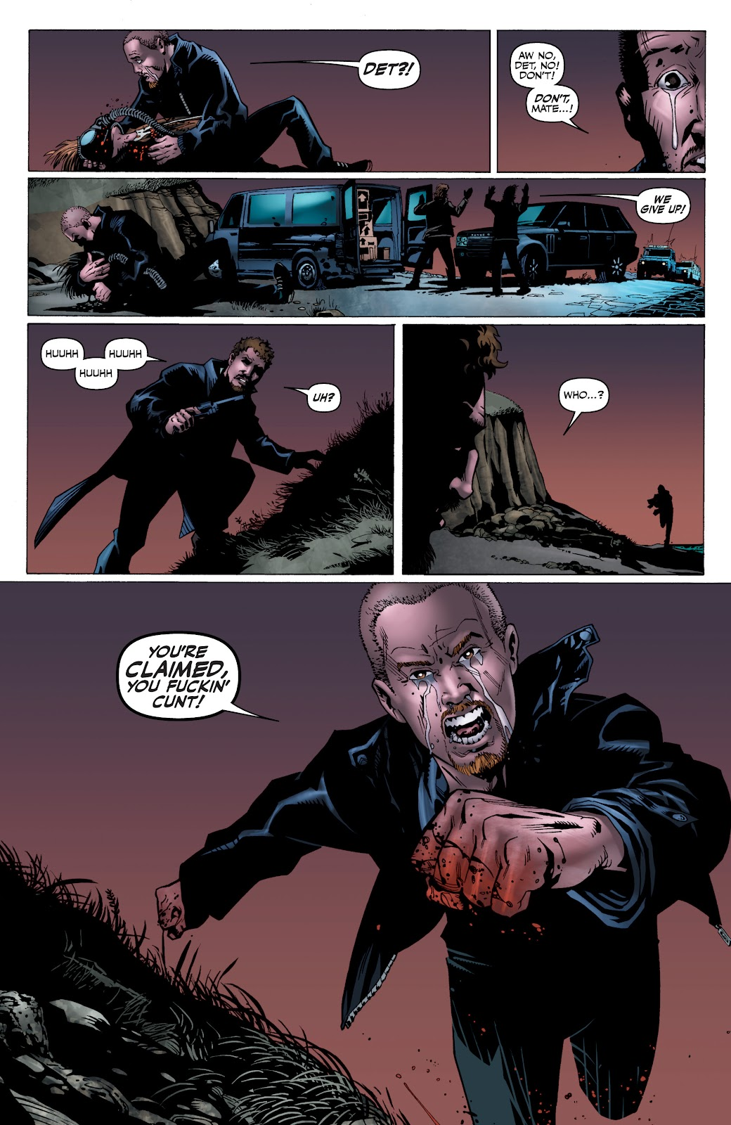 Read online The Boys Omnibus comic -  Issue # TPB 4 (Part 4) - 33