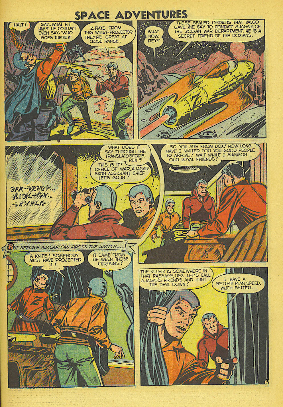 Space Adventures (1952) issue 5 - Page 20