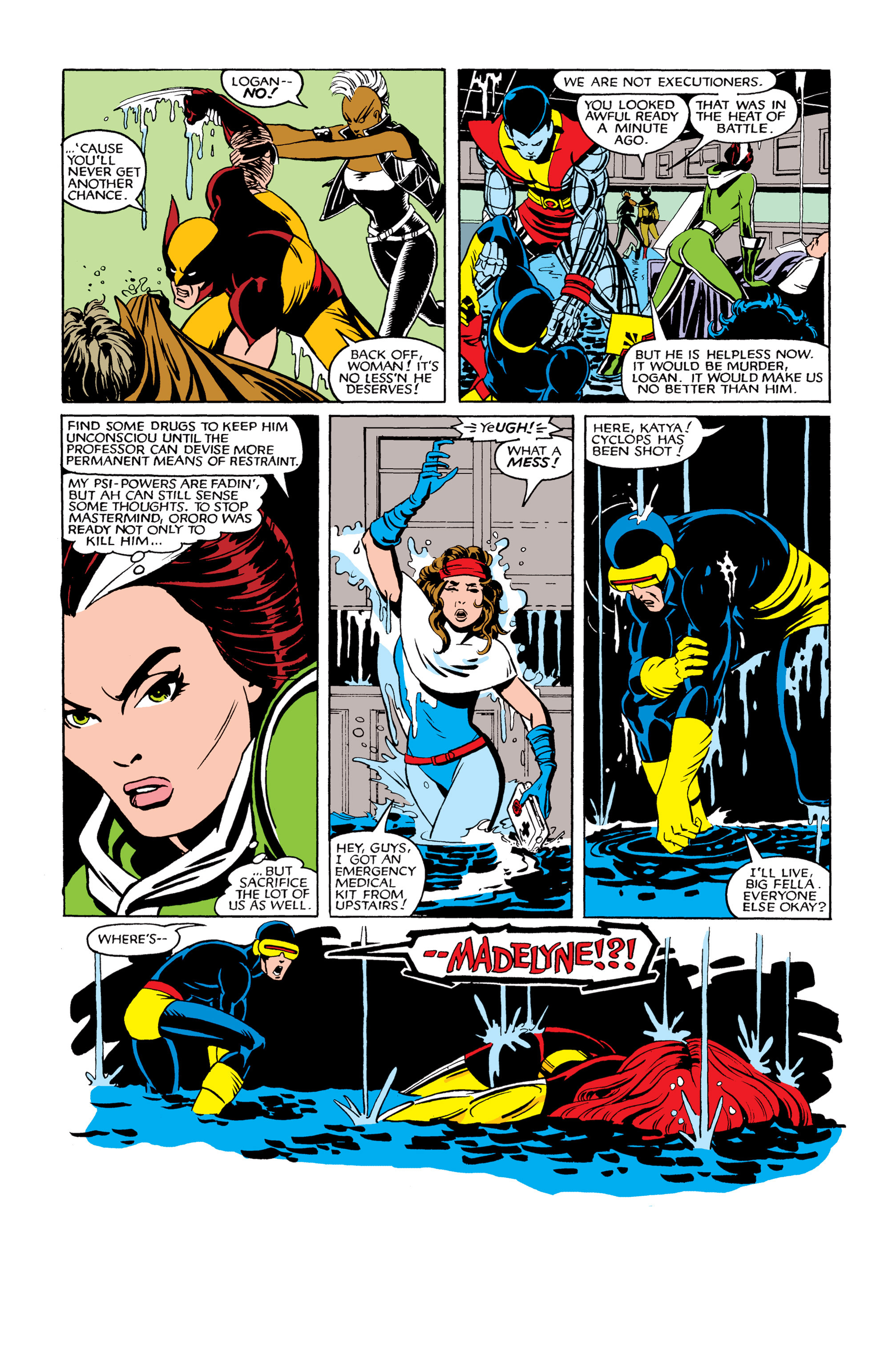 Read online Uncanny X-Men (1963) comic -  Issue #175 - 34