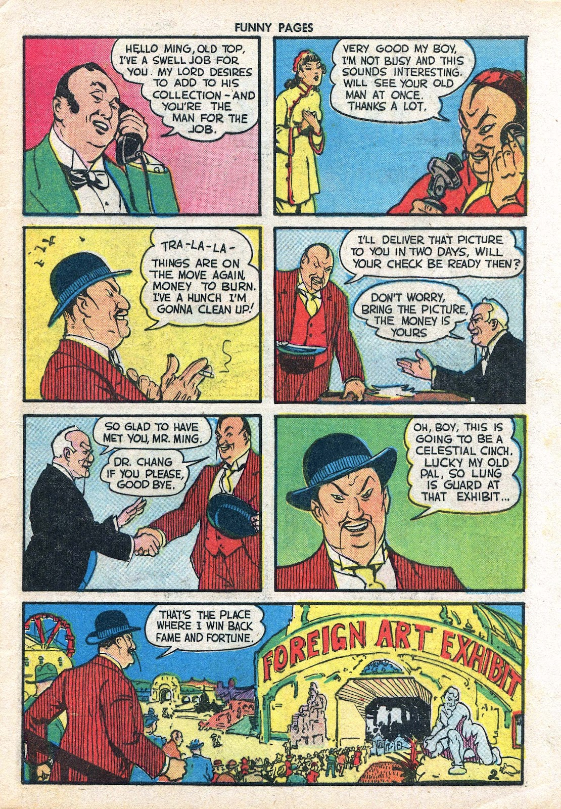 Funny Pages issue 42 - Page 12